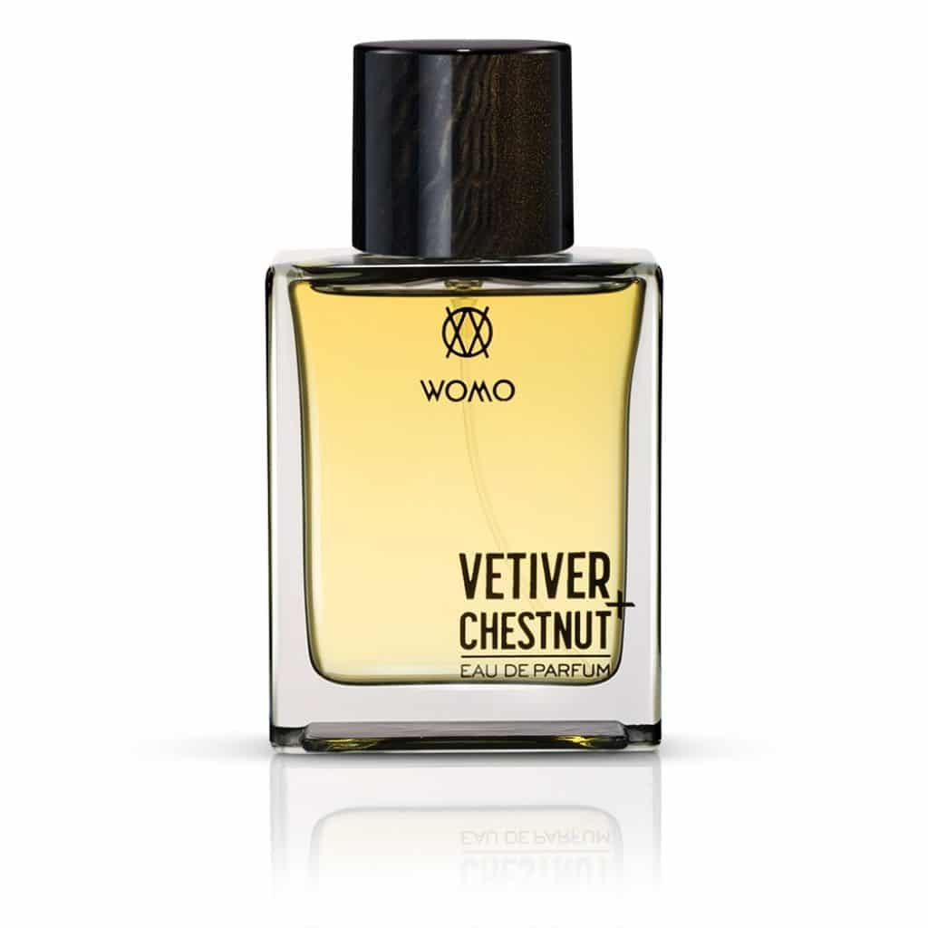 About Beauty Profumo Womo Vetiver Chestnut