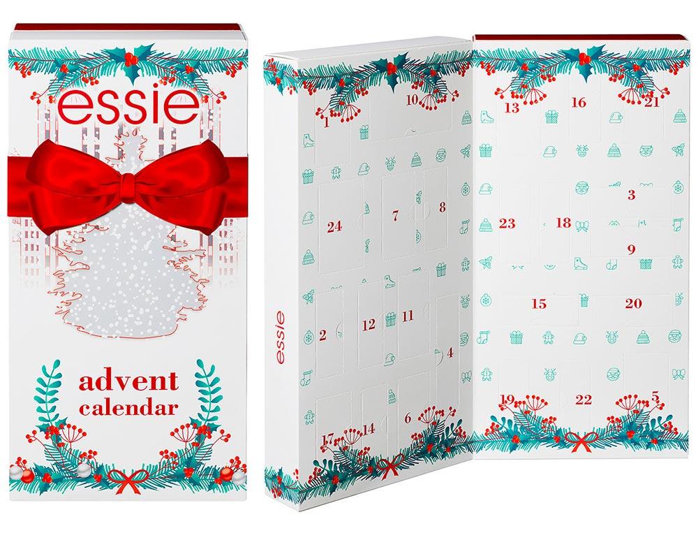 Calendari dell'Avvento Beauty 2017 da non perdere, il calendario Essie