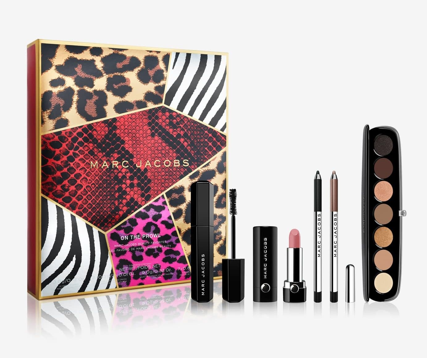 Marc Jacobs Christmas Collection, cofanetto On The Prowl