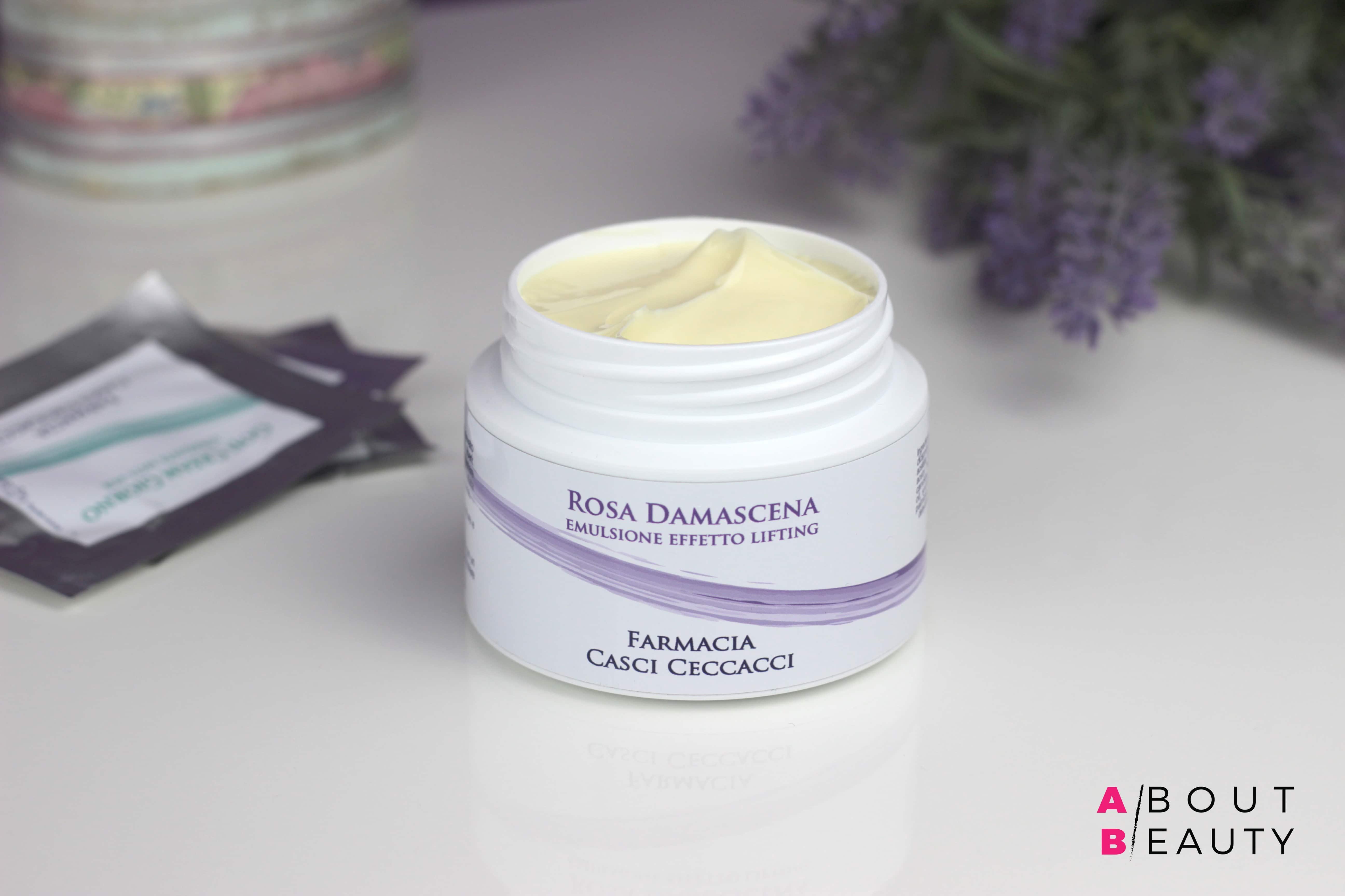 Farmacia Casci Ceccacci, Emulsione Lifting Rosa Damascena - Info, foto, recensione, prezzo