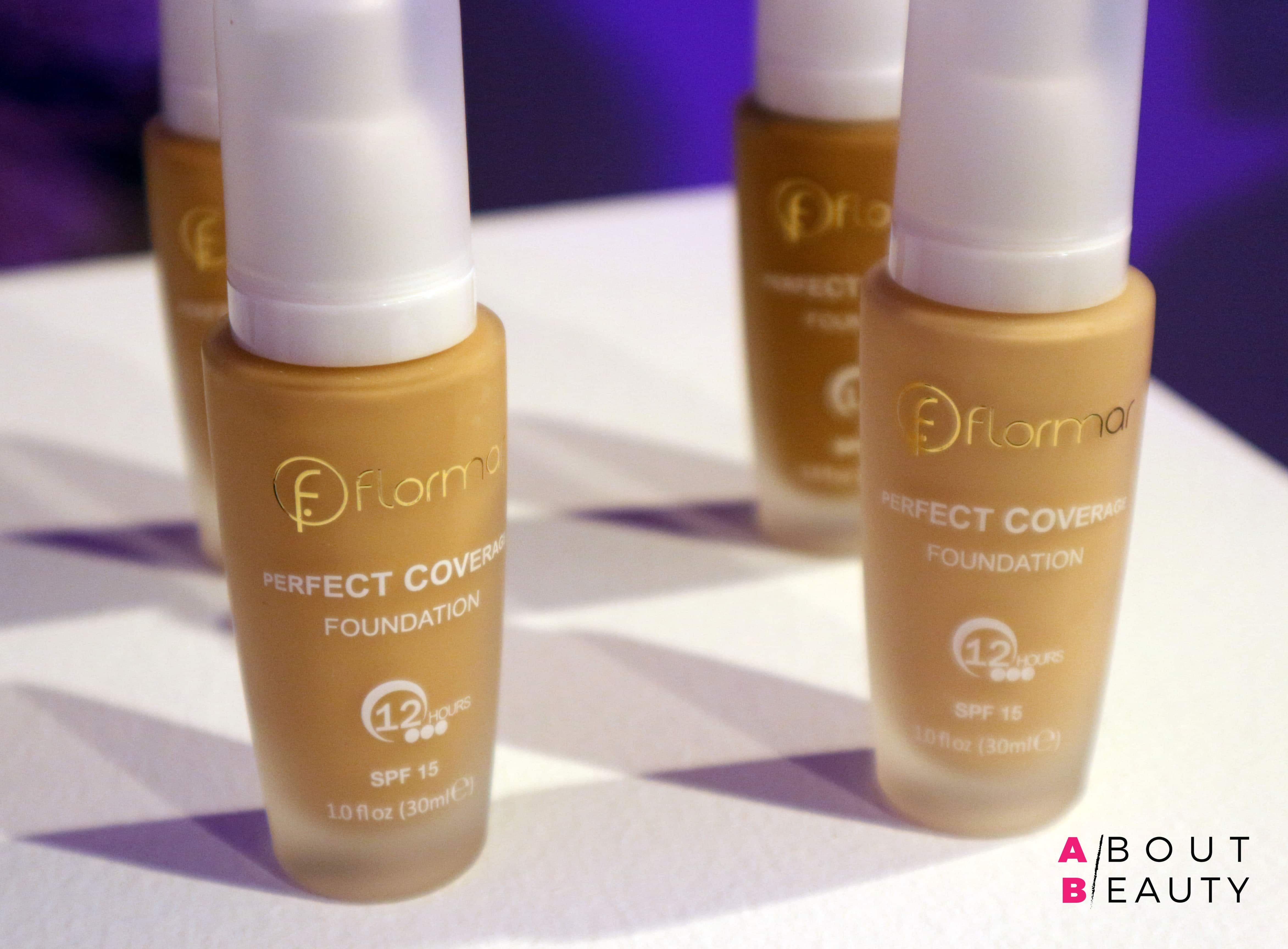 Flormar Professional Make-up, la linea di make-up completa dai prezzi accessibili - Info, recensione, prezzo, INCI - Fondotinta Perfect Coverage Foundation
