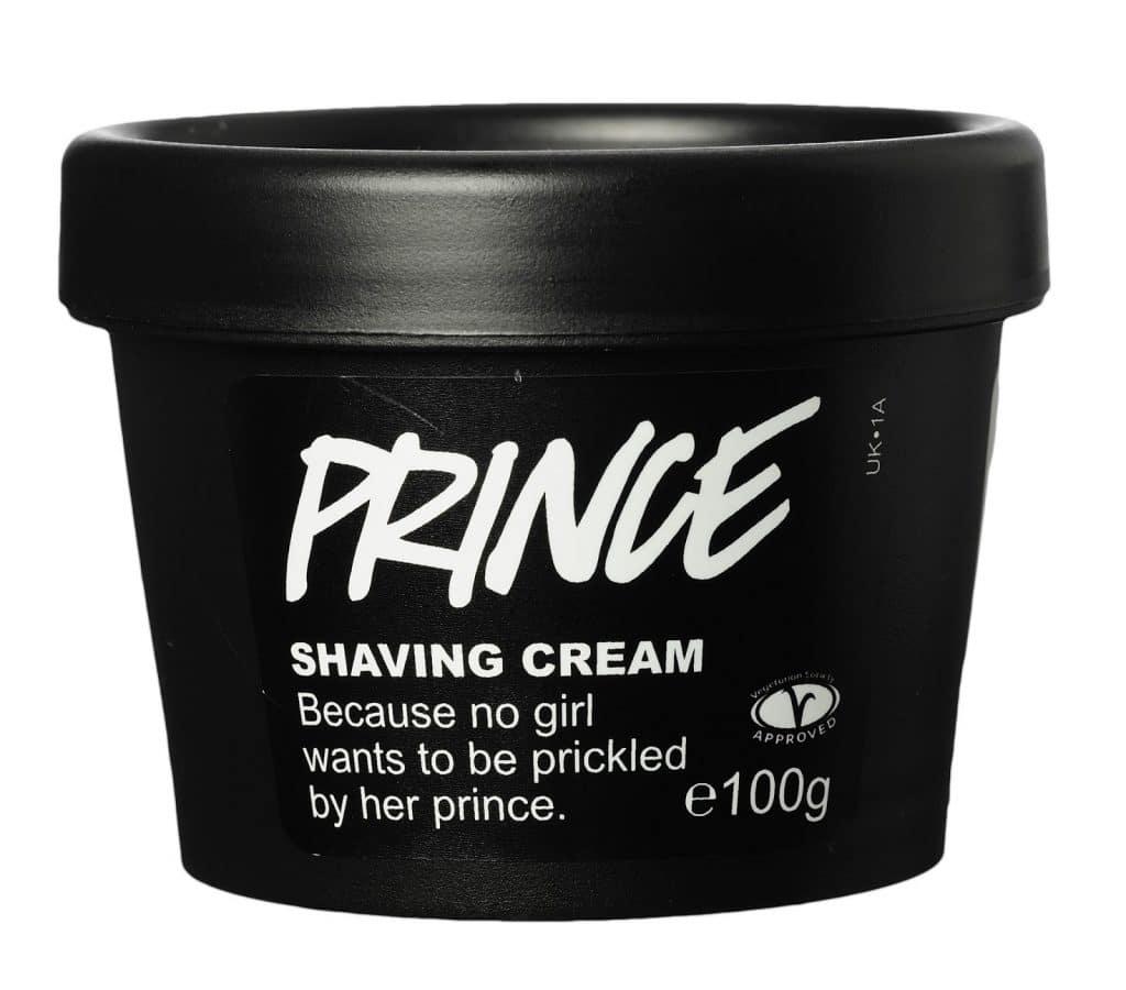 Regali di Natale Per Lui: tutte le proposte di About Beauty - Lush Prince Shaving Cream