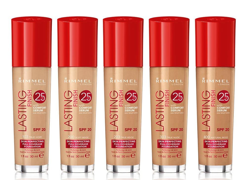 About_Beauty_Rimmel Lasting Finish 25H_Fondotinta_info, prezzo, recensione, opinioni, immagini, swatch, INCI