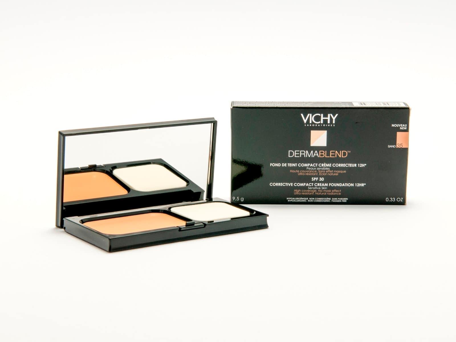 Vichy Dermablend Fondotinta Compatto In Crema