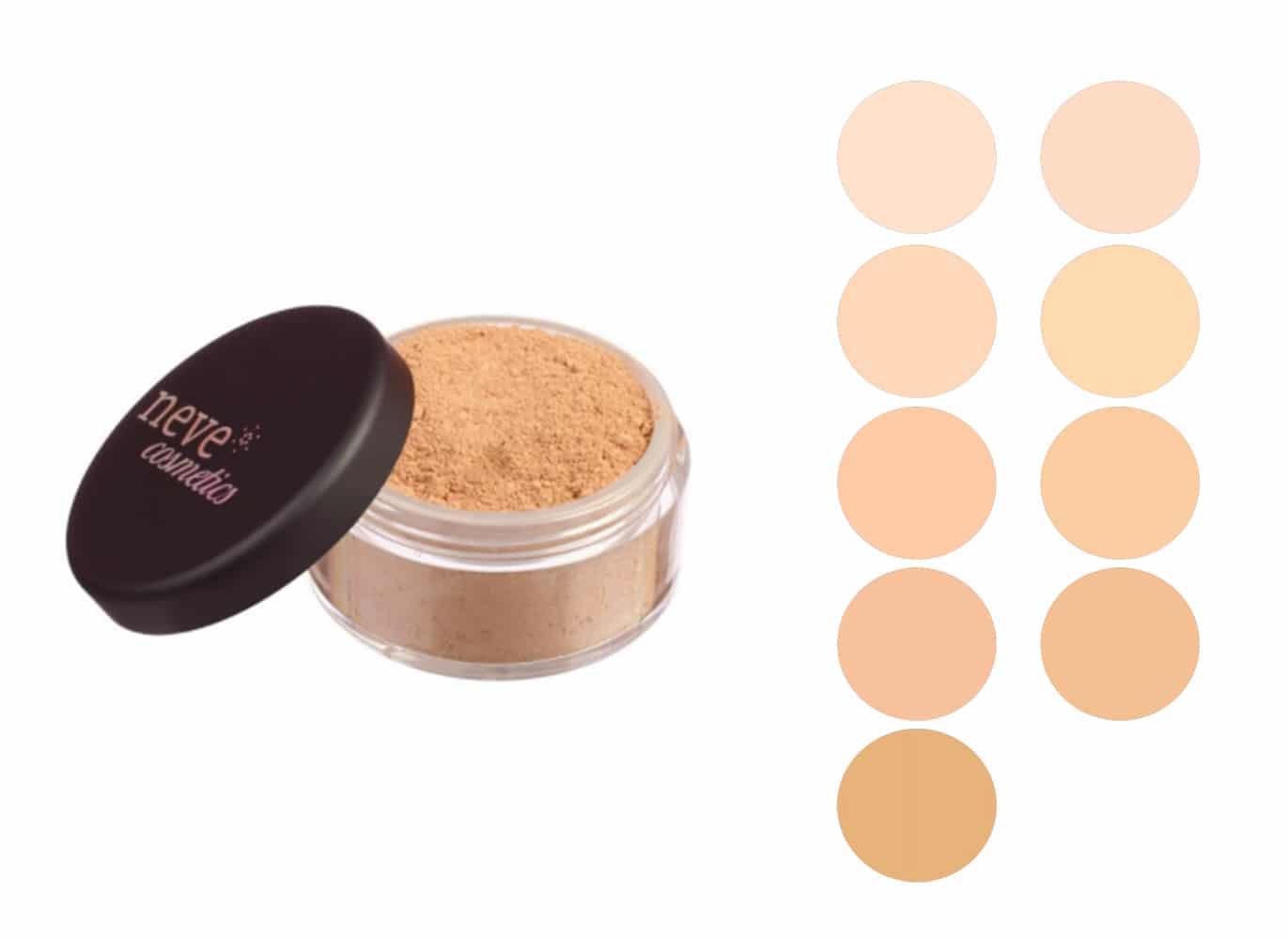 Neve Cosmetics High Coverage Fondotinta
