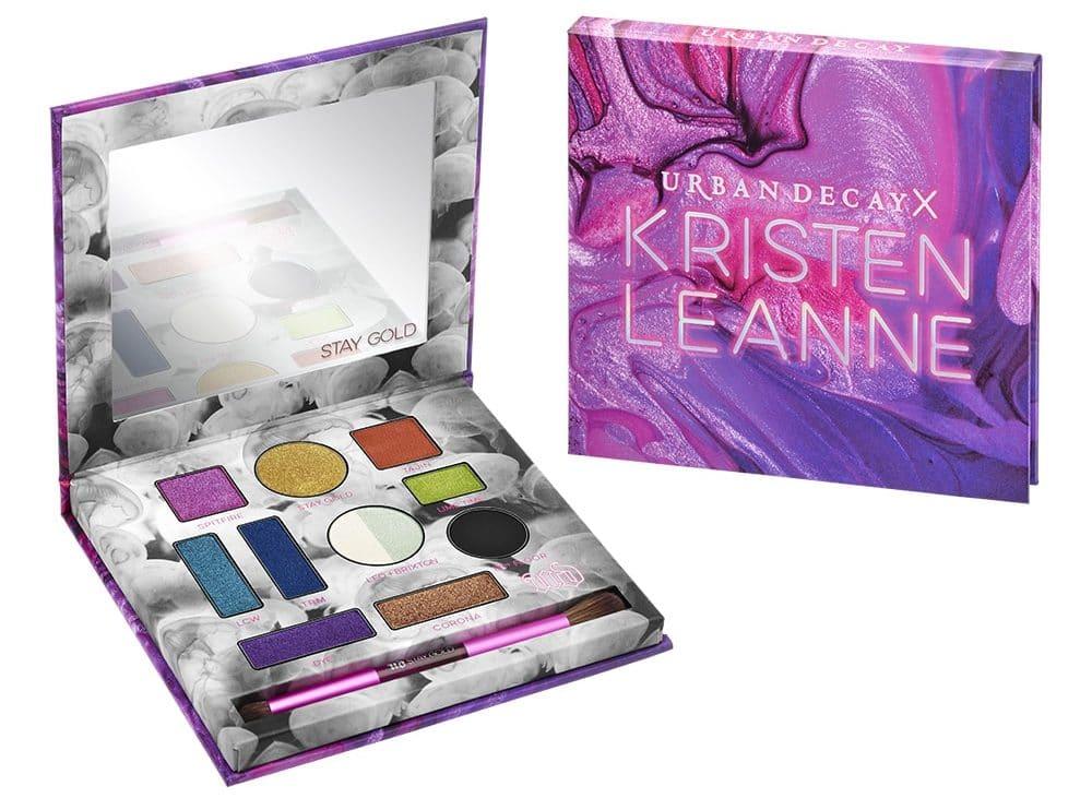 Urban Decay Kristen Leanne Edizione Limitata - Recensione, info, dove acquistare, prezzo, swatch - Kaleidoscope Dream Eyeshadow Palette