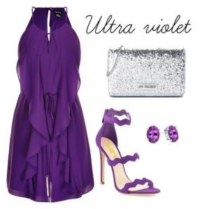 Tre proposte outfit per San Valentino 2018 - Ultra Violet
