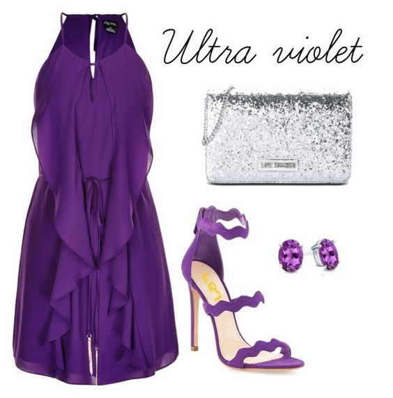 Tre proposte outfit per San Valentino 2018 - Ultra Violet
