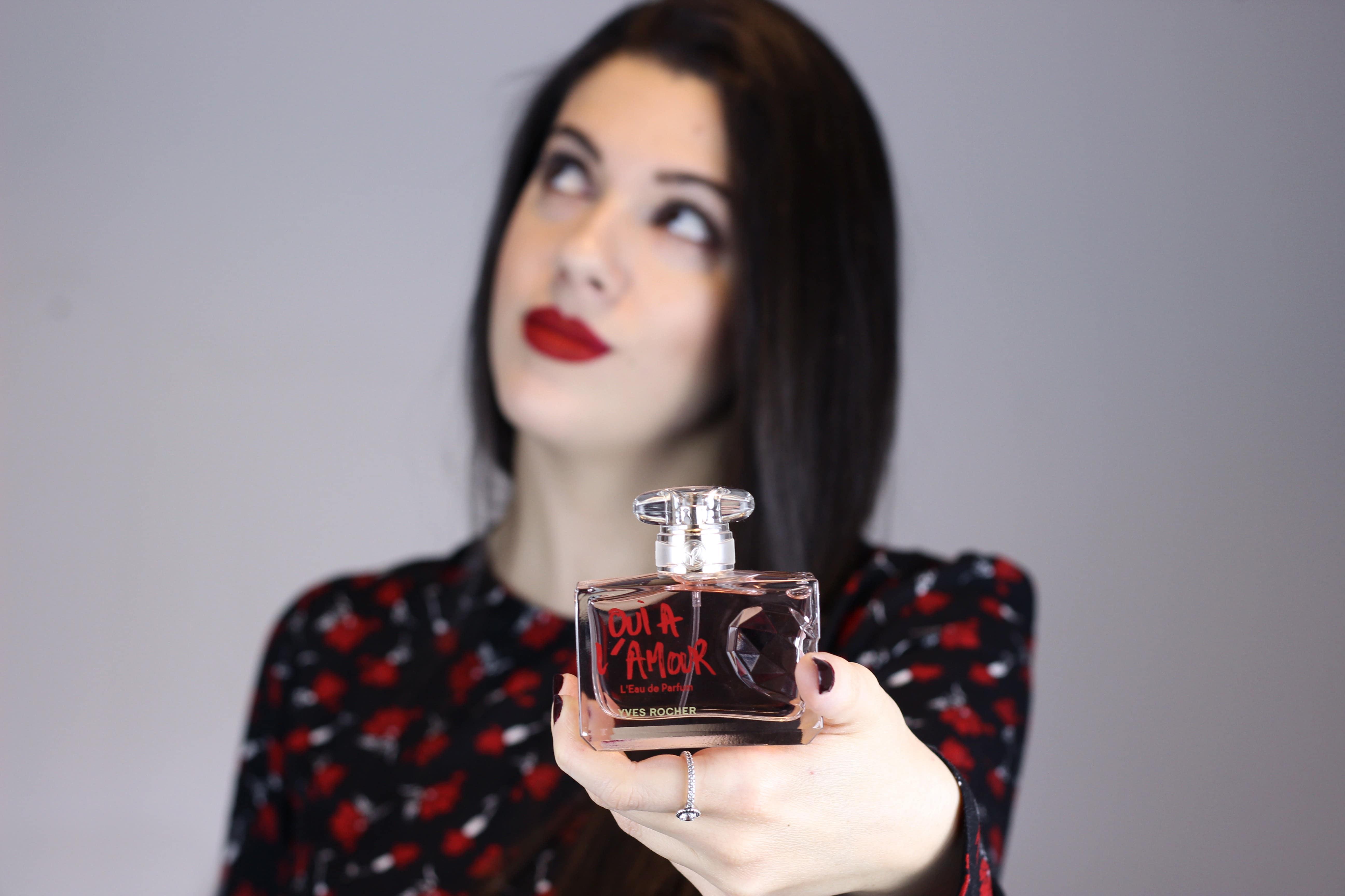 Yves Rocher Oui a l'Amour, la fragranza perfetta per San Valentino - Review, recensione, info, prezzi, dove acquistare