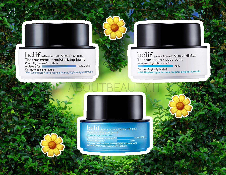 Belif, la skincare naturale in arrivo da Sephora - Info, prezzo, recensione, review, dove acquistare