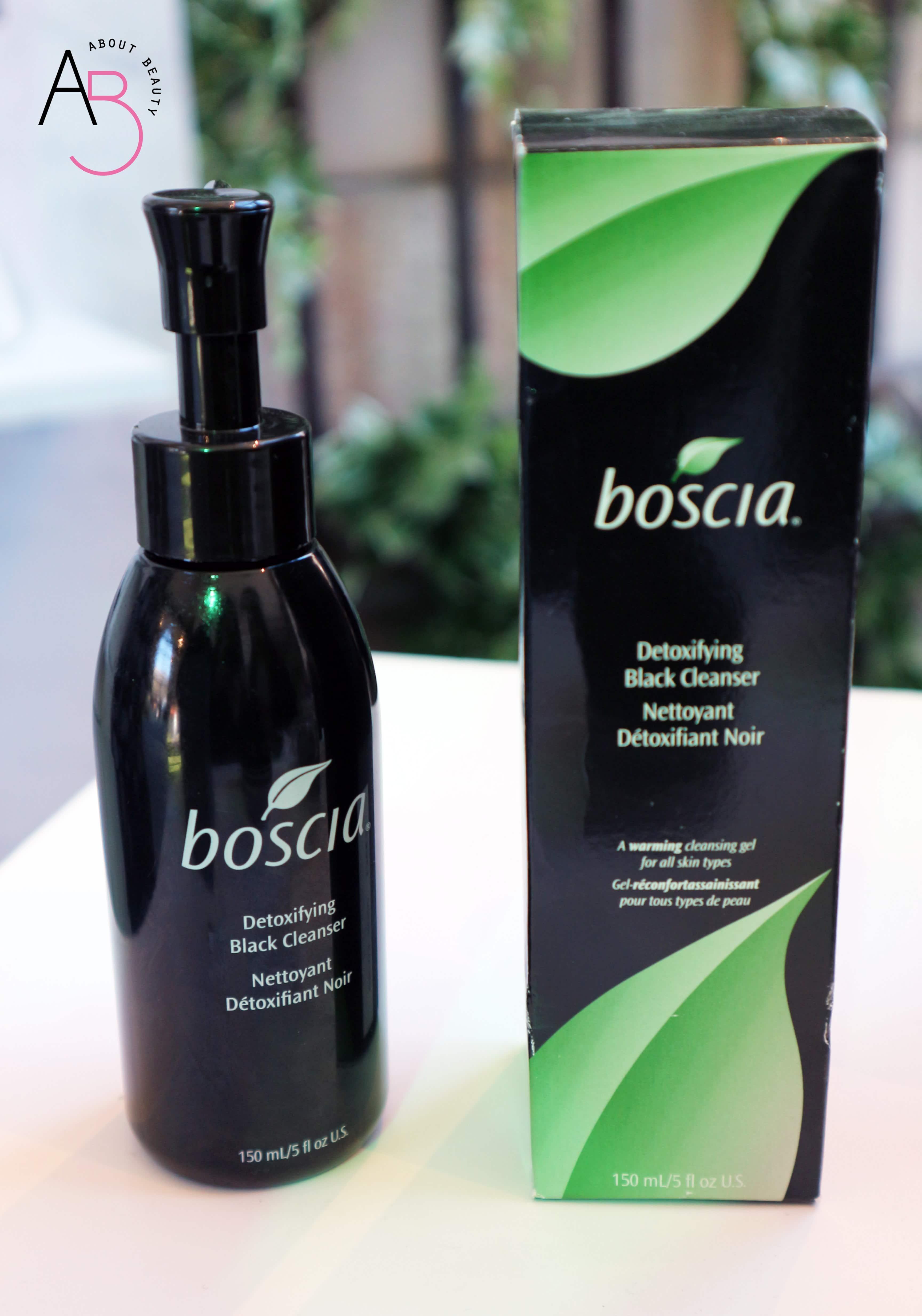 La skincare Boscia arriva in Italia - Info, prezzo, dove acquistare, review, recensione, opinioni - Detoxifying Black Cleanser Detergente Viso