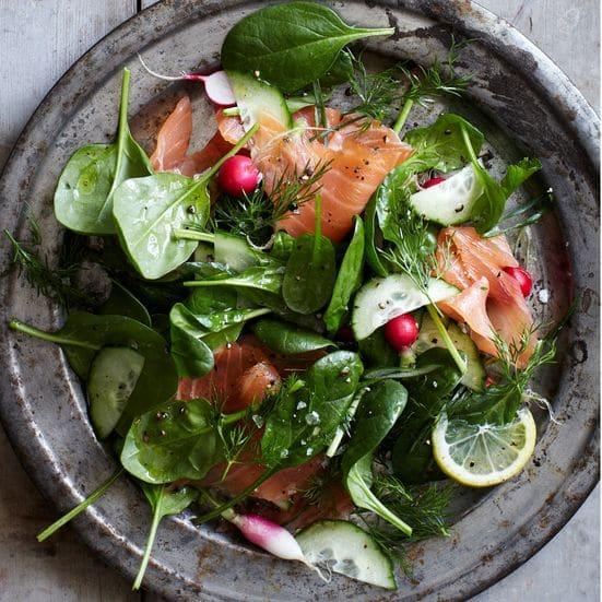 About Beauty alimenti che favoriscono il sonno insalata del buon sonno