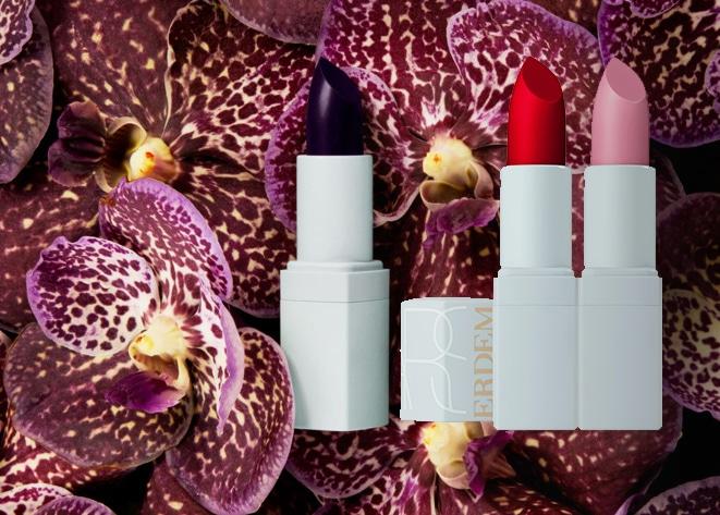 La nuova Erdem fot NARS Strange Flowers Collection