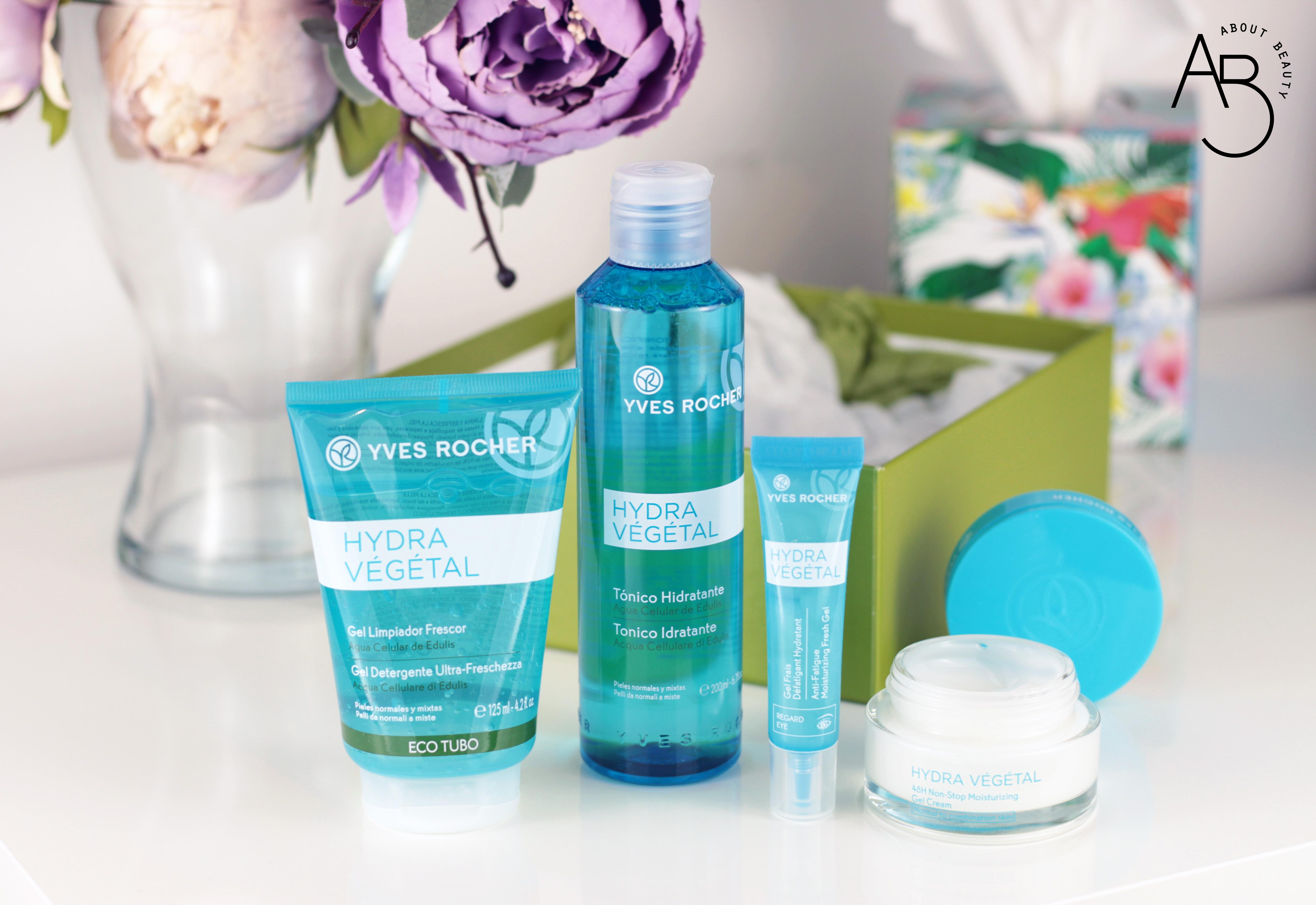 Yves Rocher Hydra Vegetal, la nuova linea idratante - Review, recensione, info, prezzo, dove acquistare, foto