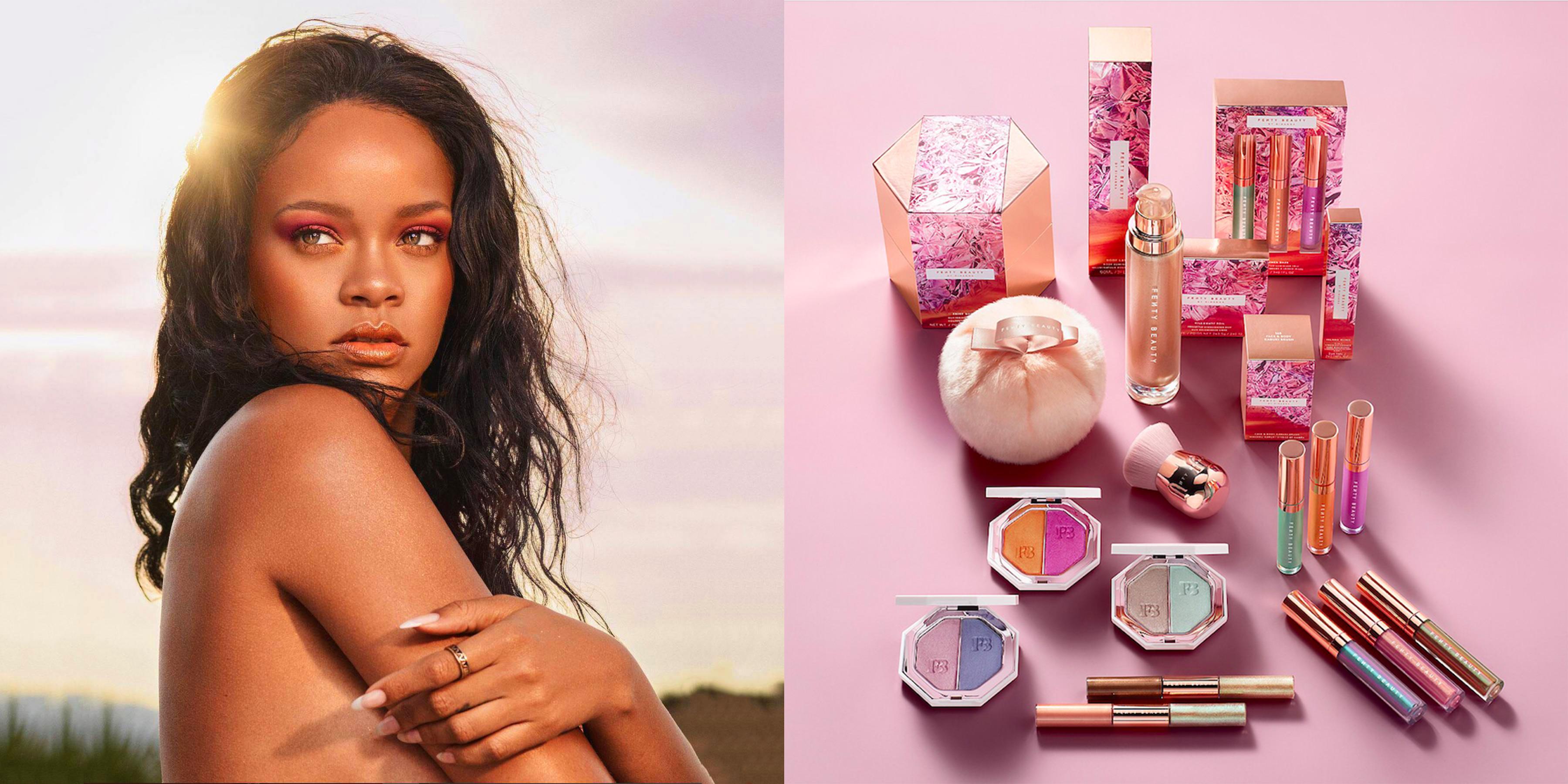 Fenty Beauty Beach Please, la collezione estiva che illuminerà la tua estate, info, prezzi, swatch, comparazioni, review
