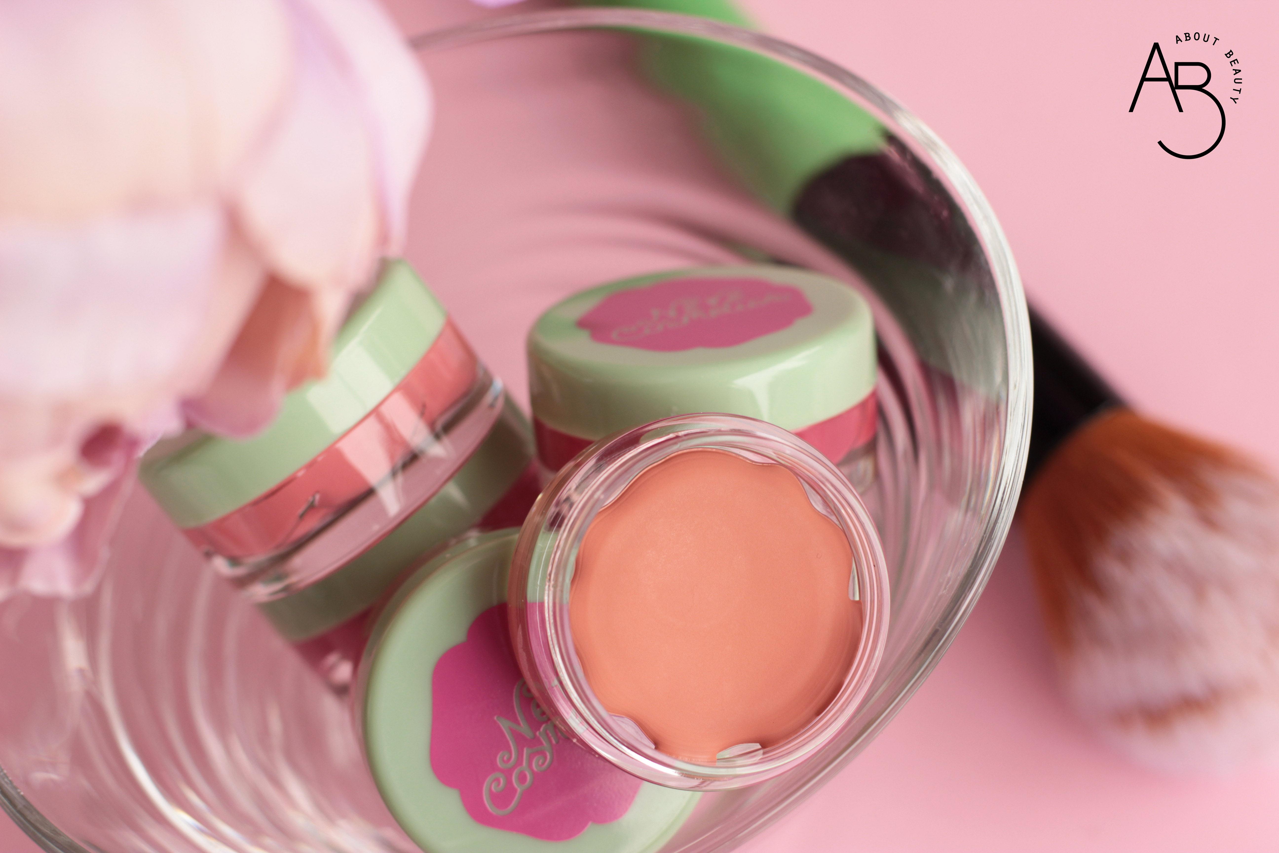 Blush Garden Neve Cosmetics: recensione, review, swatch, opinioni, sconto, dove acquistare, prezzo - Wednesday Rose