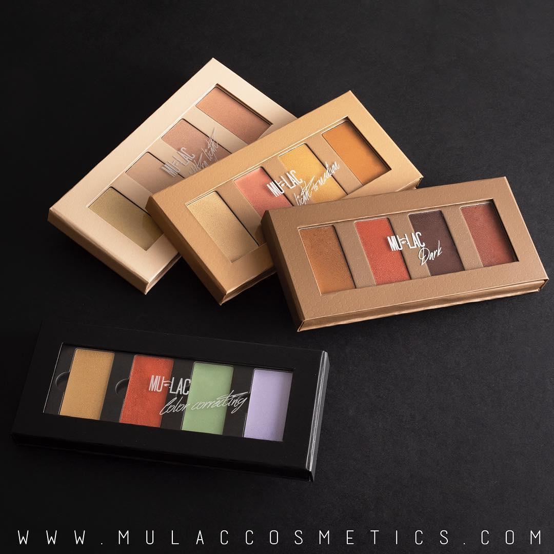 Palette Correttive Mulac Cosmetics, la correzione perfetta per tutti gli incarnati - Review, recensione, swatch, foto, opinioni, info, prezzo, colori