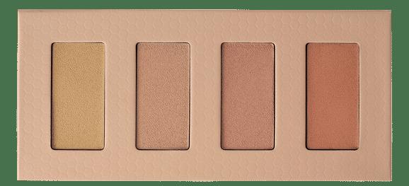 Palette Correttive Mulac Cosmetics, la correzione perfetta per tutti gli incarnati - Review, recensione, swatch, foto, opinioni, info, prezzo, colori - Ultra Light
