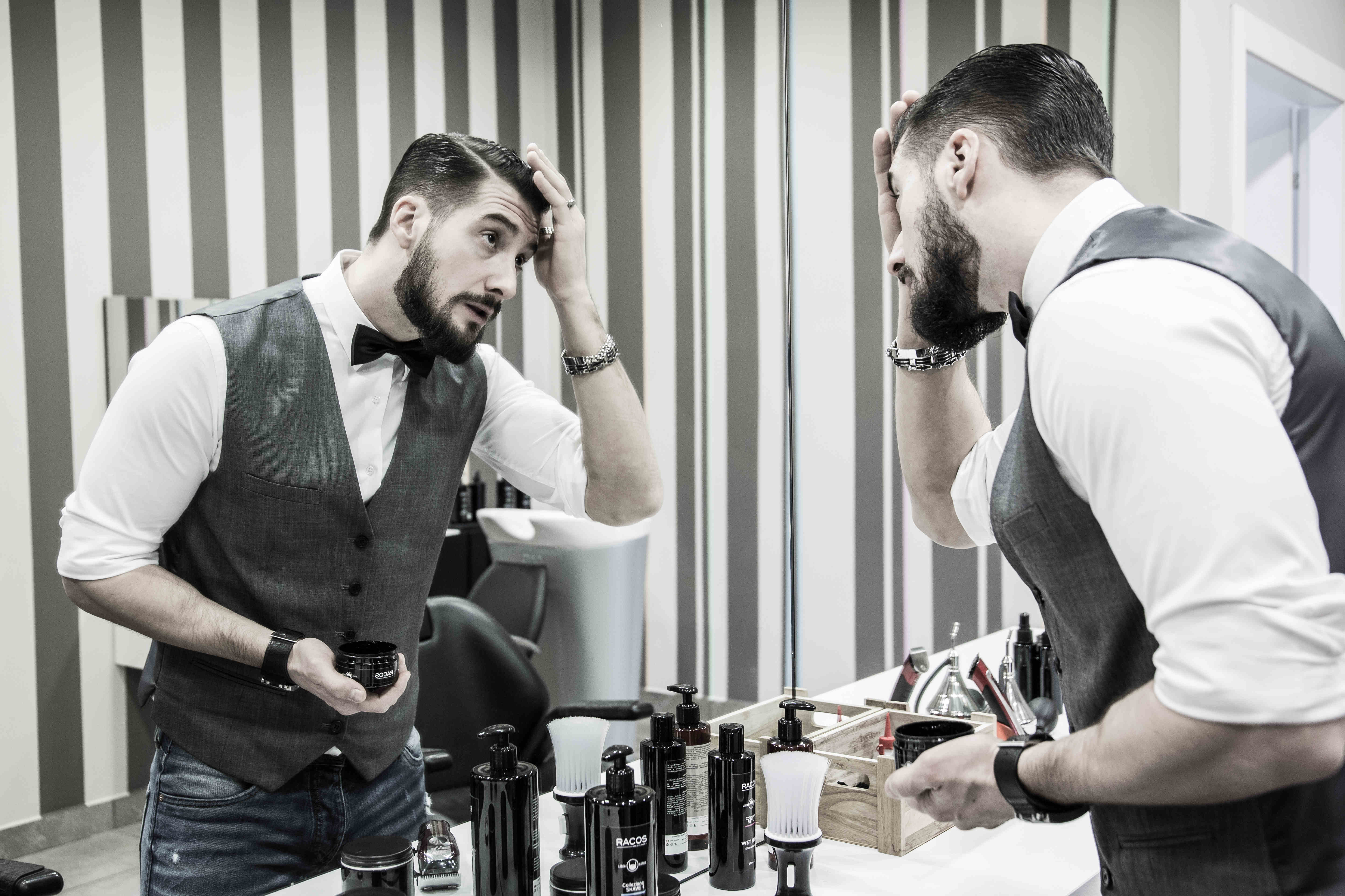 About Beauty Racos Men Care Capelli