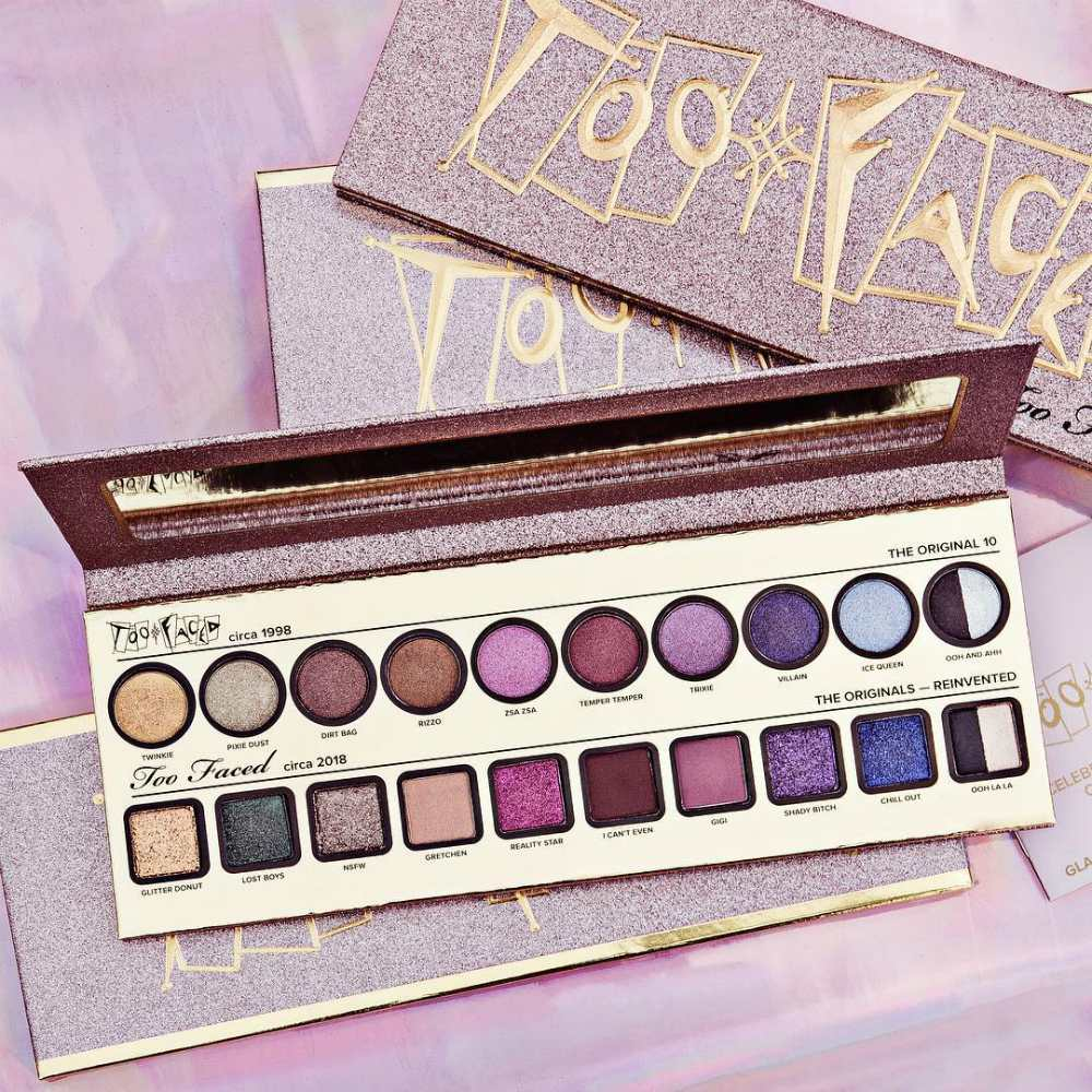 Sta per arrivare la Then & Now Collection, la limited edition di Too Faced che celebra il ventesimo anniversario del brand - Review, recensione, swatch, dove acquistare, data uscita, prezzo