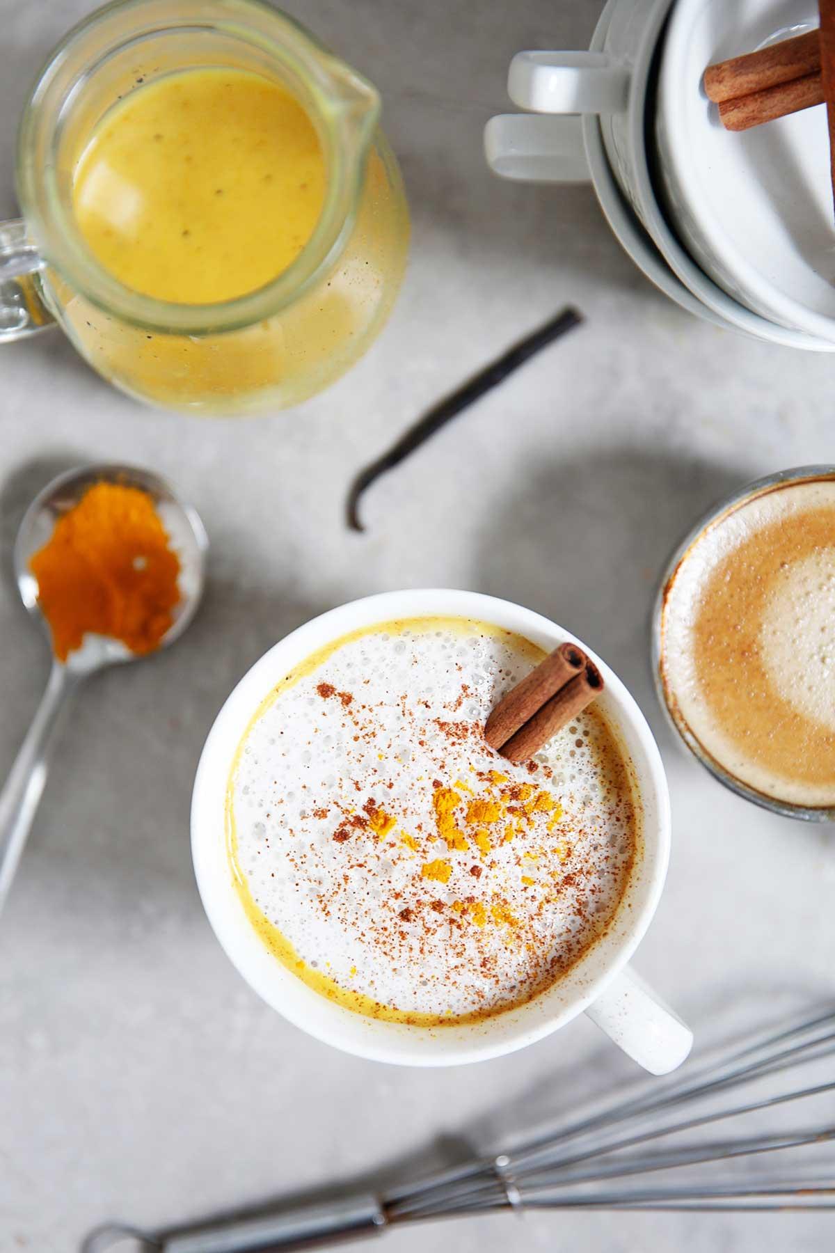Golden Milk - Ricetta e benefici - About Beauty