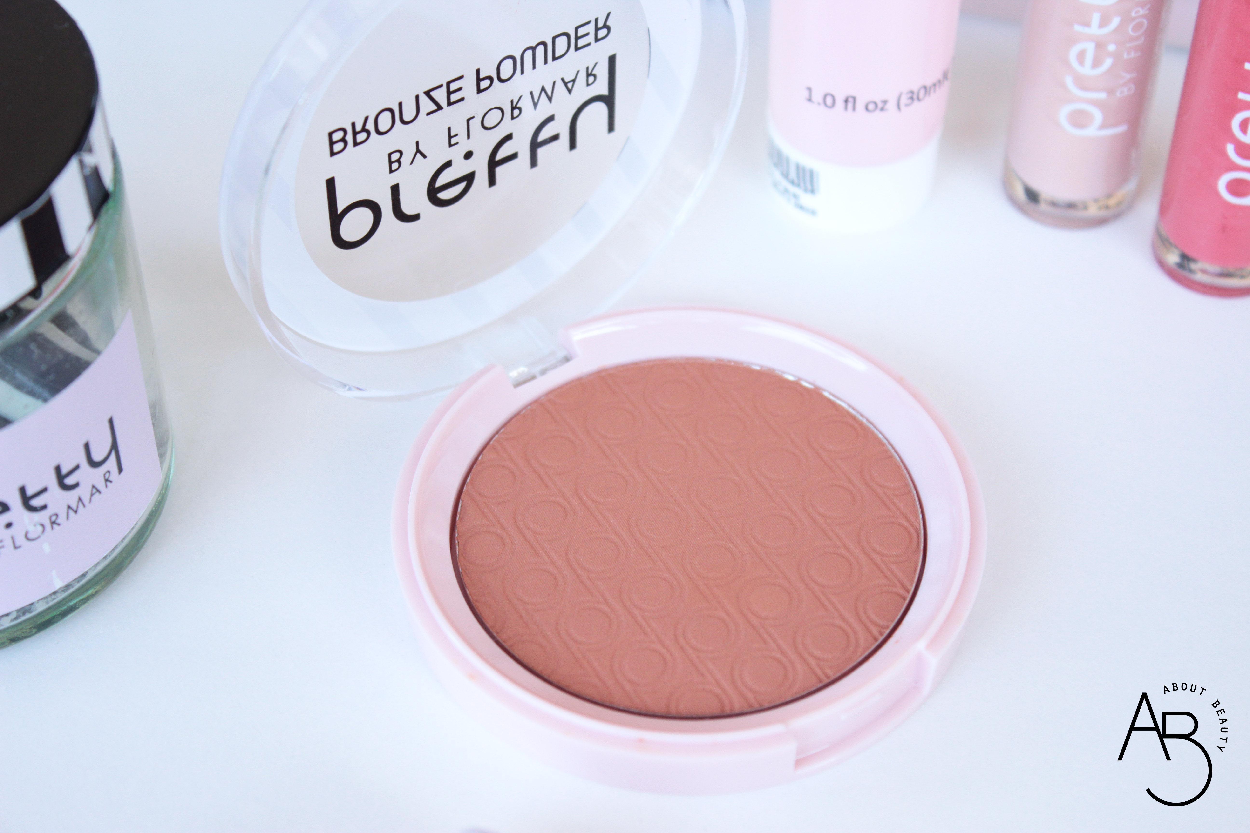 Pretty by Flormar, la nuova linea make-up low cost in esclusiva da OVS - Review, recensione, opinioni, dove acquistare, swatch - Terra Powder Bronzer e Baked Blush cotto