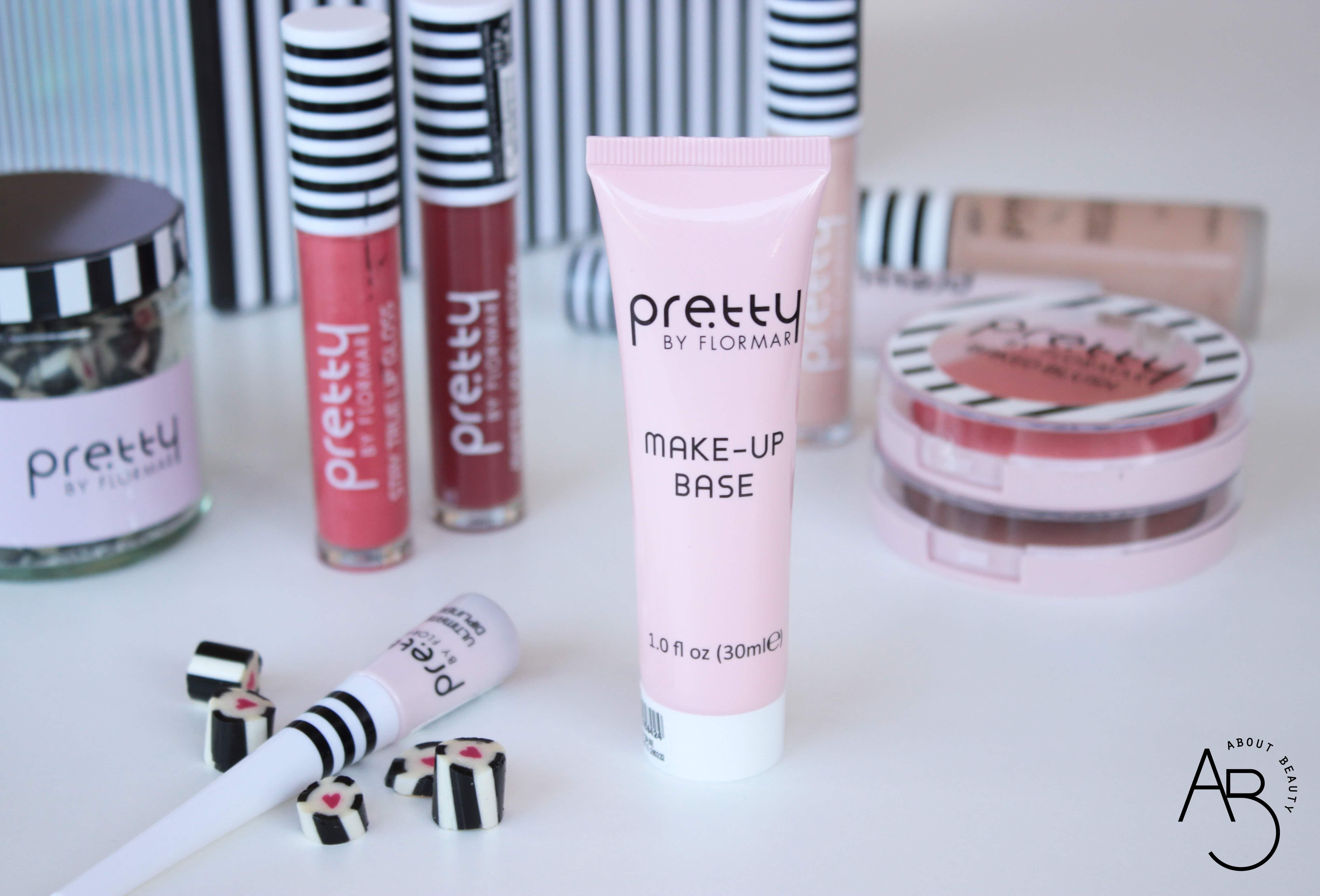 Pretty by Flormar, la nuova linea make-up low cost in esclusiva da OVS - Review, recensione, opinioni, dove acquistare, swatch - Primer viso Make-up Base