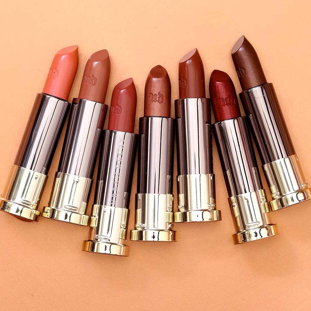 Born To Run Collection di Urban Decay, info, prezzi, swatches, opinioni, review, recensione, swatch, dove acquistare - Rossetti Vice Lipstick