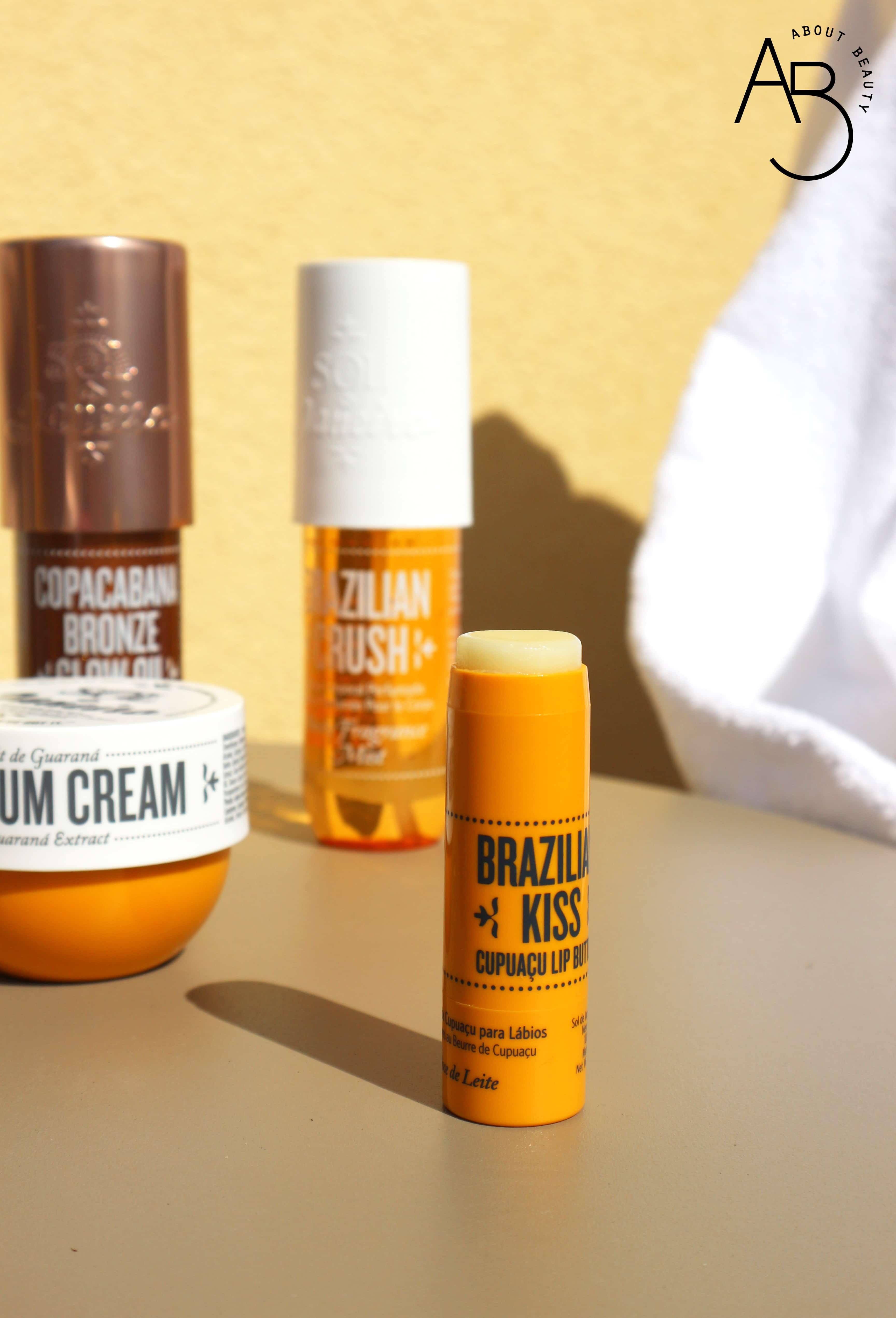 Sol de Janeiro skincare - Recensione, info, opinioni, prezzo, dove acquistare, inci - Balsamo labbra Brazilian Kiss