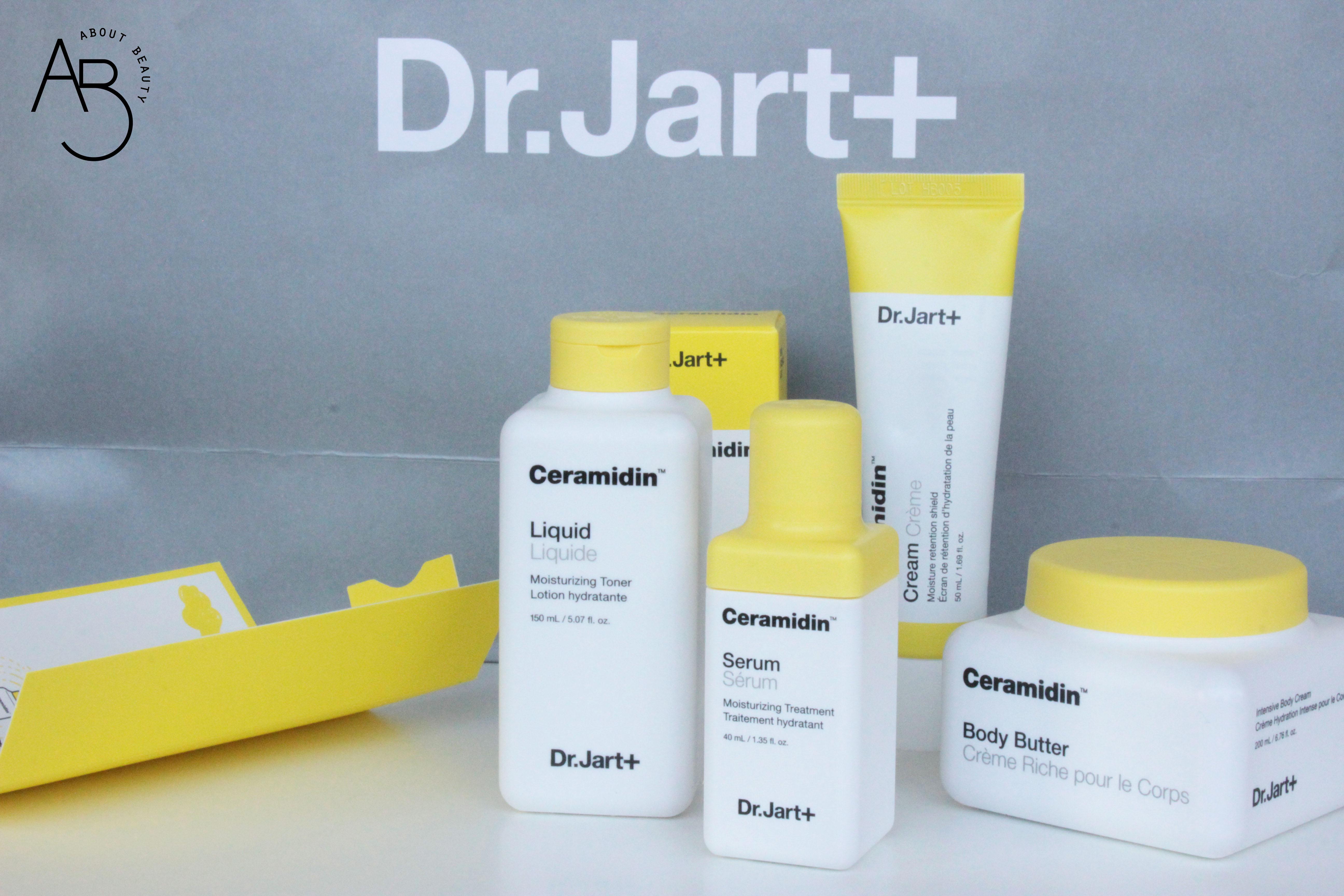 Dr.Jart Ceramidin pelle secca e disidratata - Info, opinioni, prezzo, dove acquistare, review, recensione - Cover horizontal logo