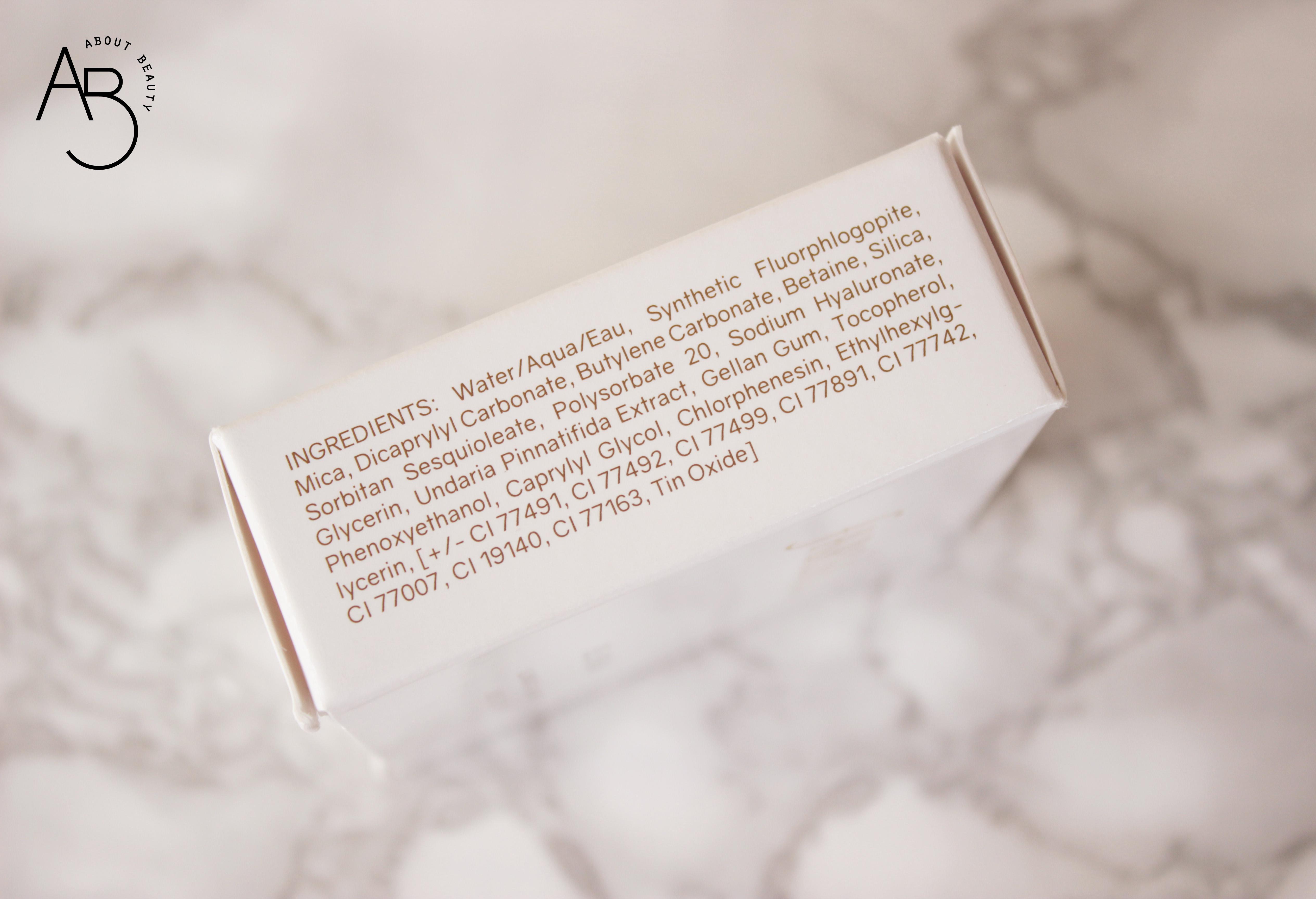 Farsali Jelly Beam Glazed illuminante in gel - Info, recensione, review, swatch, prezzo, dove acquistare, opinioni - INCI
