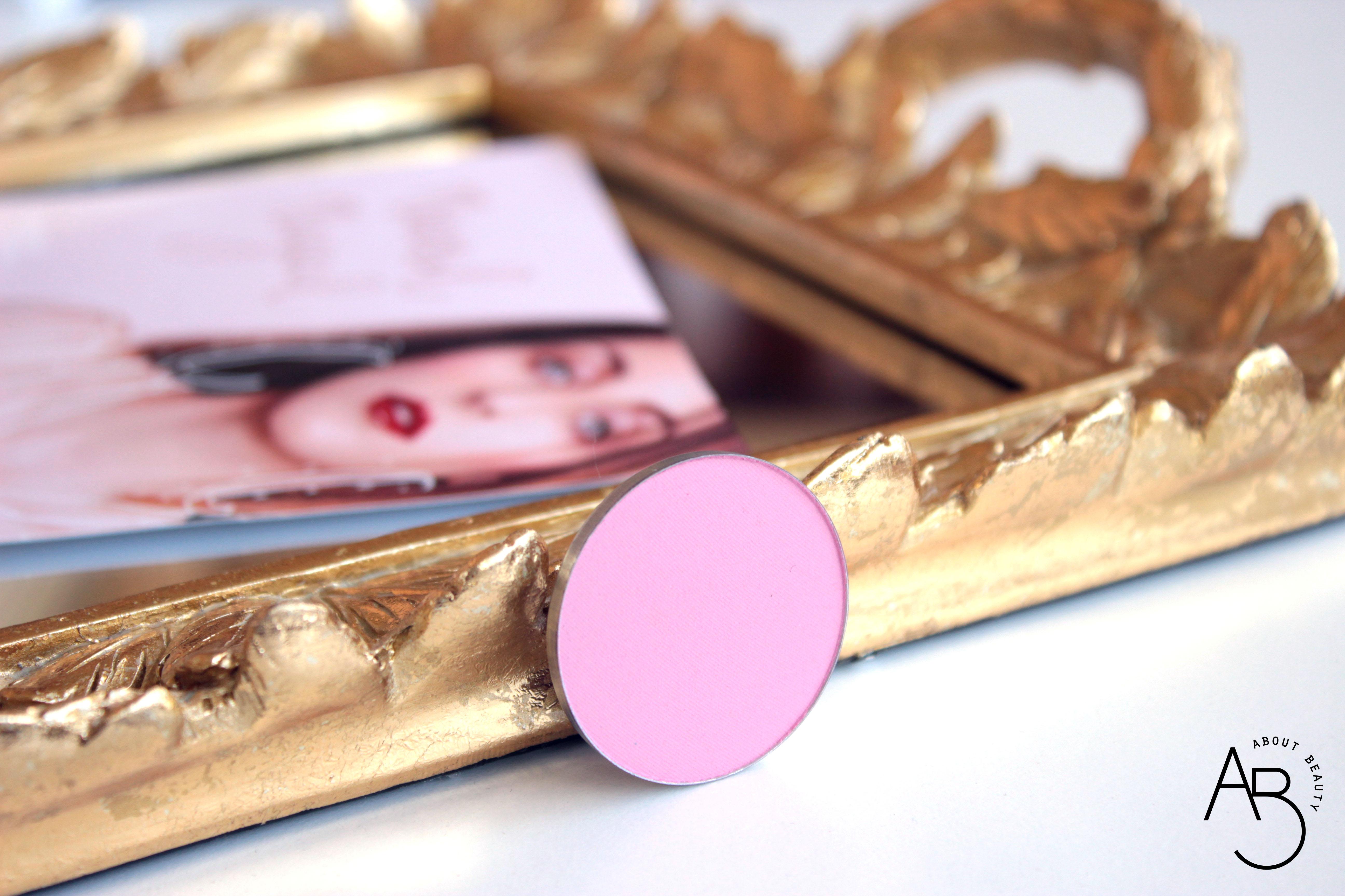 Neve Cosmetics Minimal Magical Nuova Collezione Autunno Inverno 2018 - Recensione, review, info, inci, swatches, prezzo, sconto - Blush Dizzy