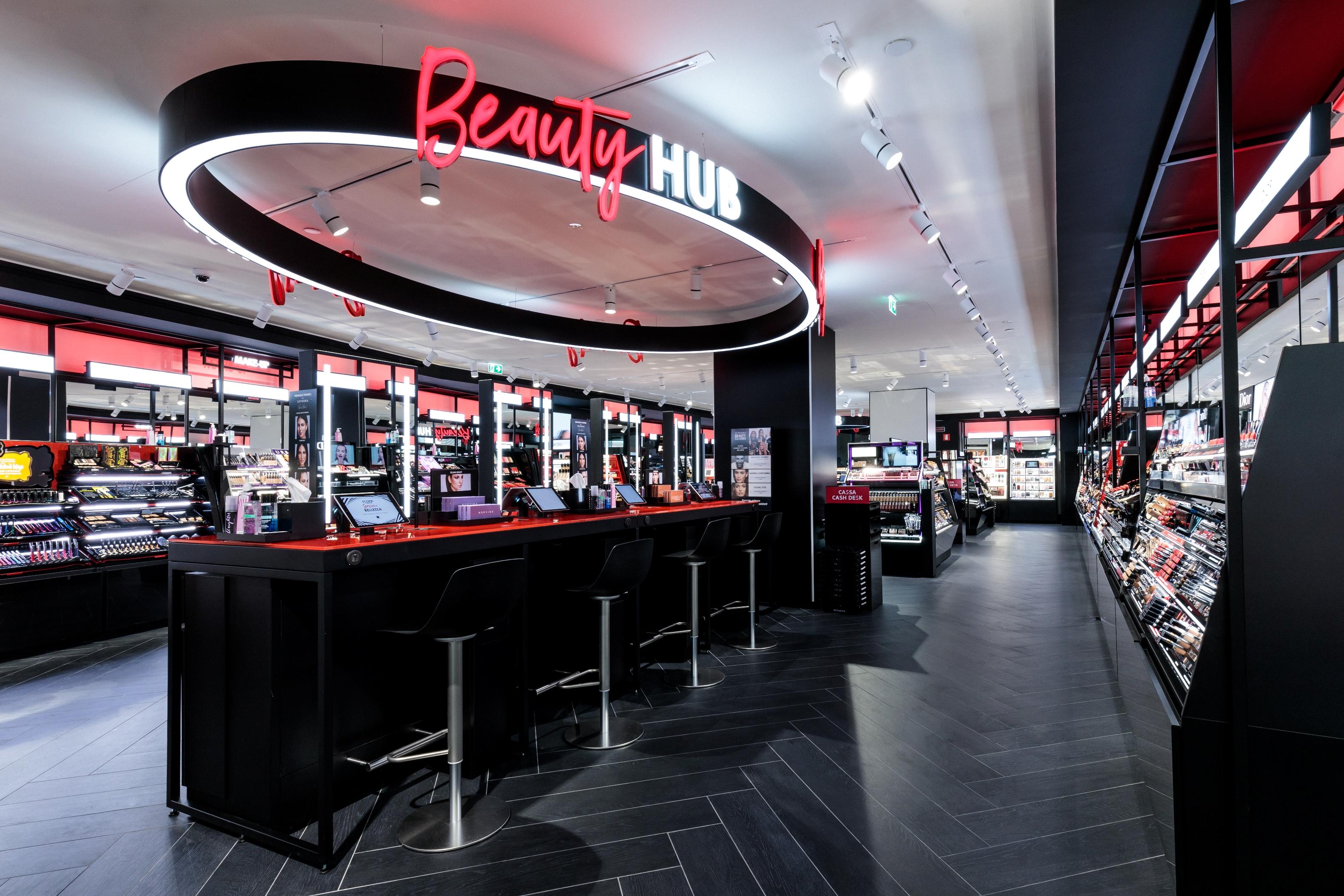 Nuovo Flagship Store Sephora Milano Duomo - Beauty Hub