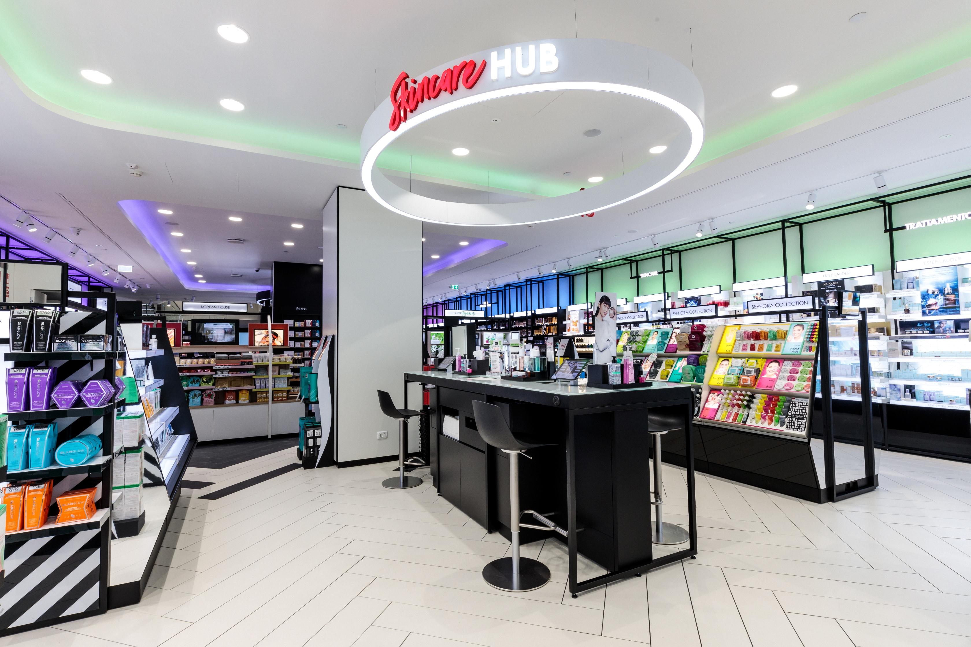 Nuovo Flagship Store Sephora Milano Duomo - Skincare Hub