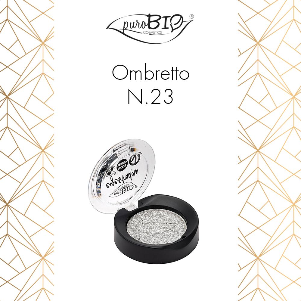 Purobio Luxus Collezione trucco make-up autunno 2018 - Info, recensione, review, opinioni, swatch, prezzo, dove acquistare - Ombretto 23