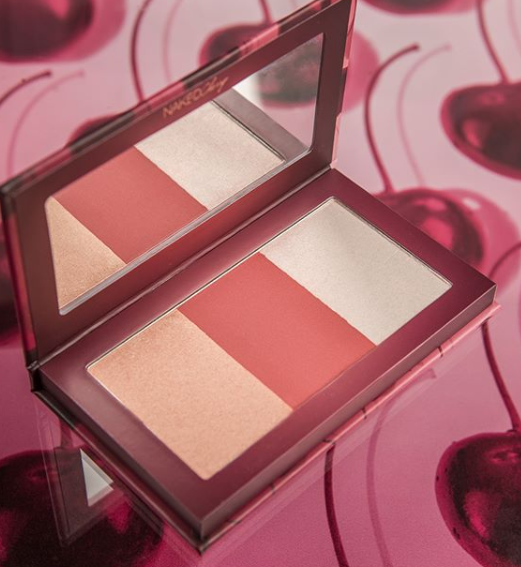Urban Decay Naked Cherry Palette Collection - Naked Cherry Cheek Palette Viso - Anteprima, info, prezzo, data di uscita, review, recensione, swatches