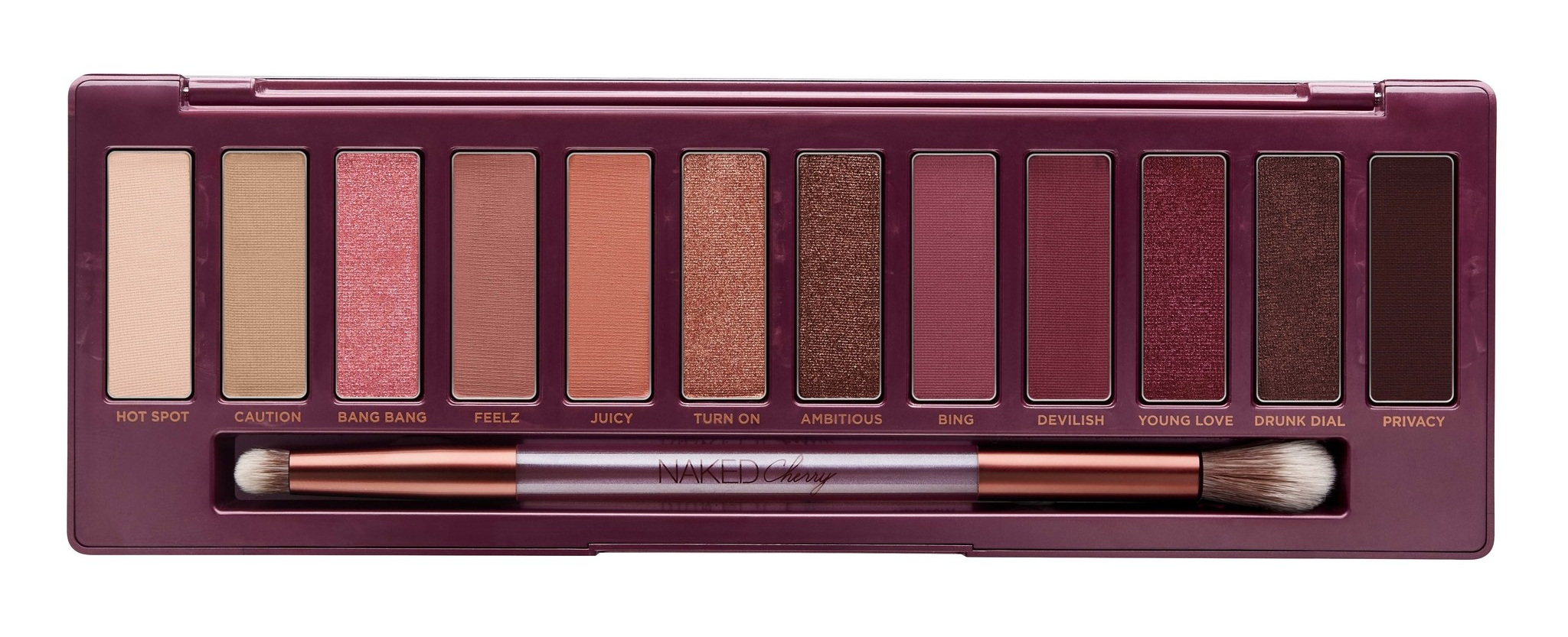 Urban Decay Naked Cherry Palette Collection - Naked Cherry Palette - Anteprima, info, prezzo, data di uscita, review, recensione, swatches