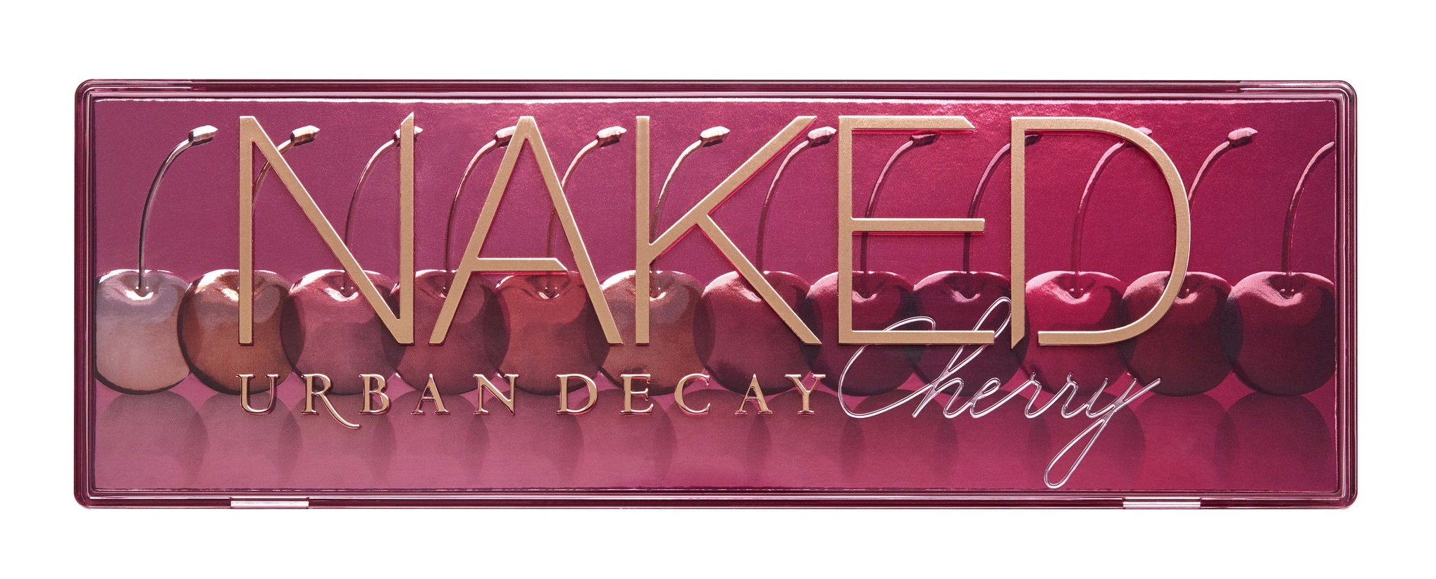 Urban Decay Naked Cherry Palette Collection - Naked Cherry Palette - Anteprima, info, prezzo, data di uscita, review, recensione, swatches - Packaging