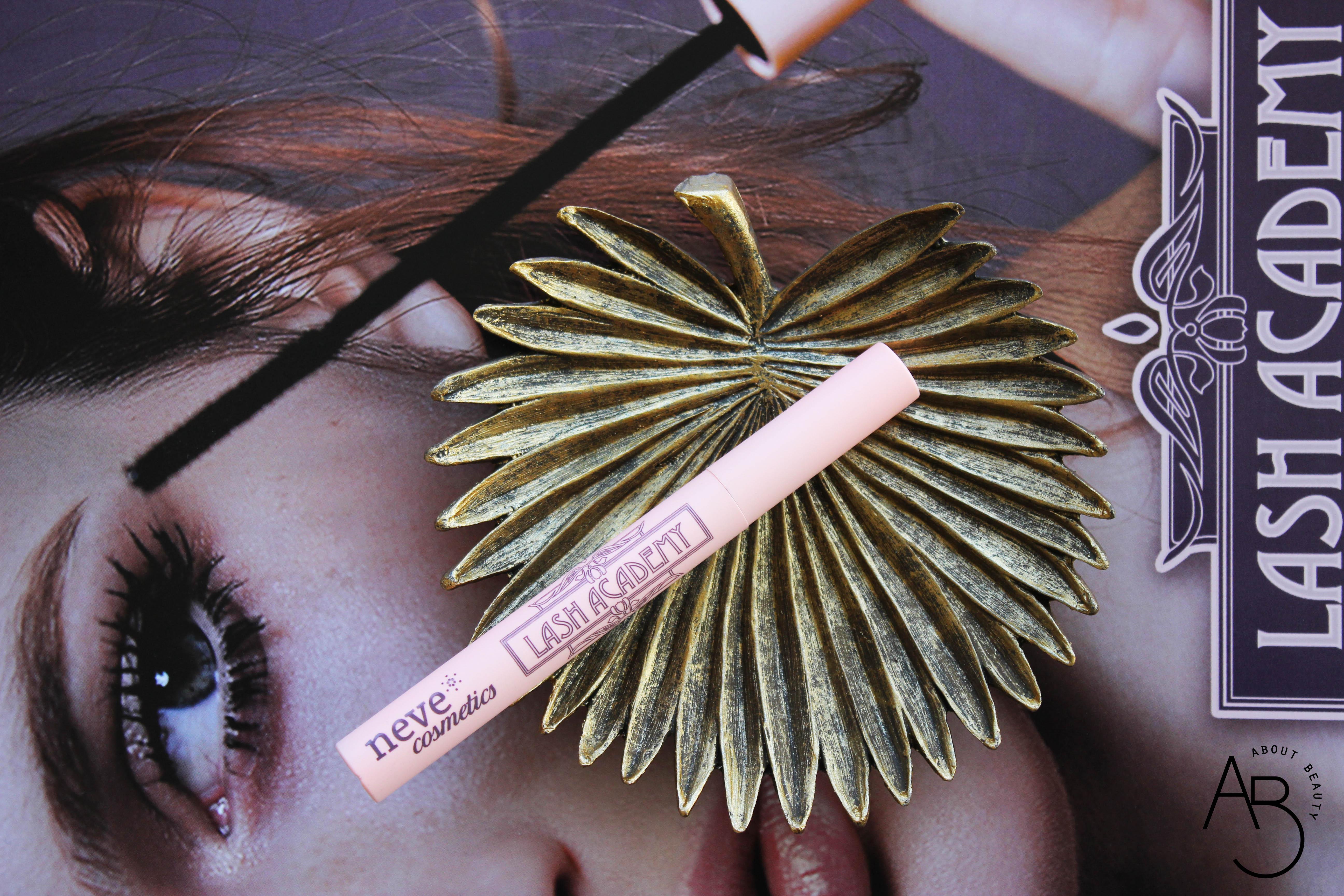 Neve Cosmetics Lash Academy Mascara volumizzante - Review, recensione, info, prezzo, sconto, dove acquistare, INCI, packaging