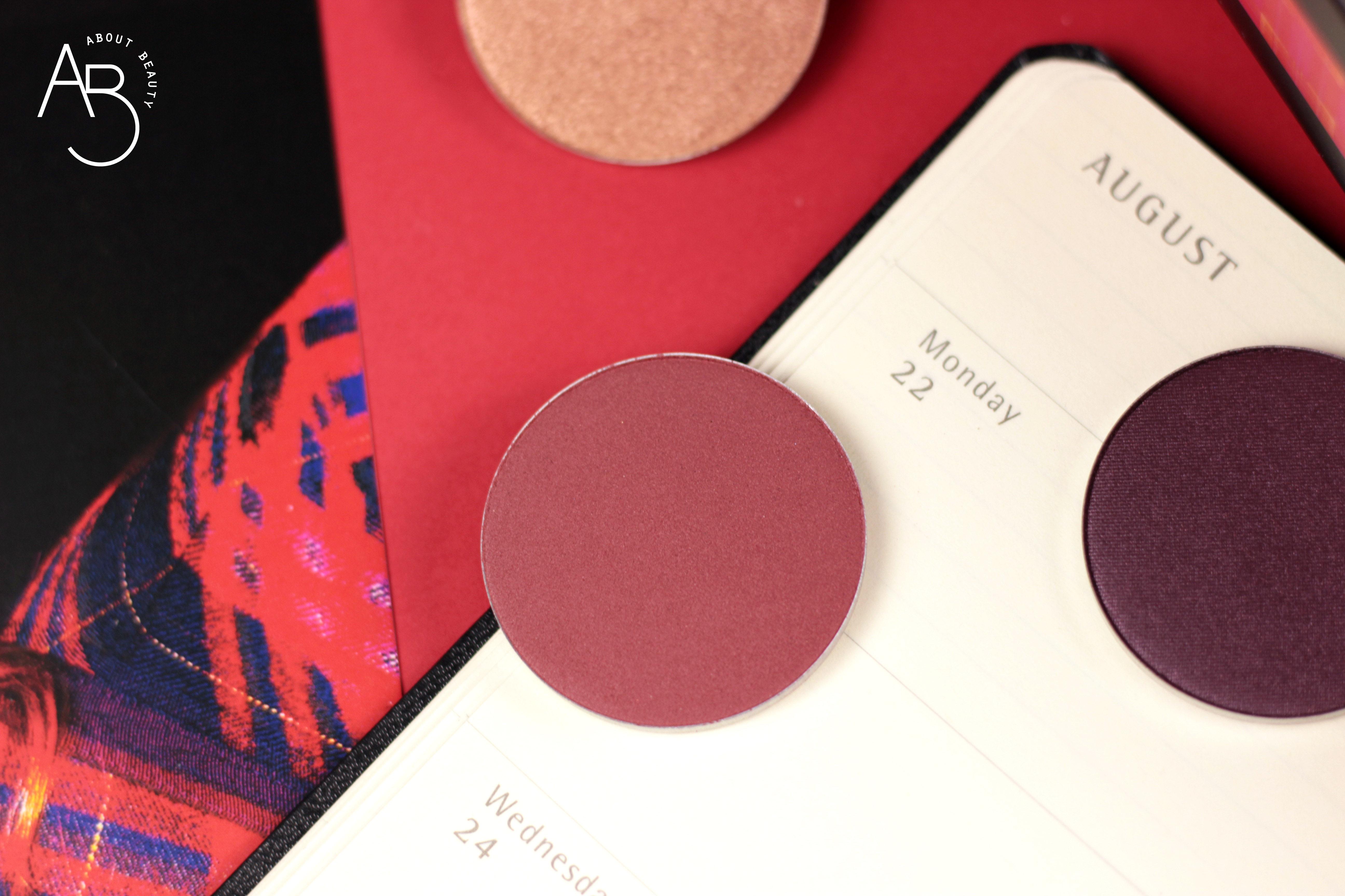 Neve Cosmetics Rebel Epoque - Review, recensione, opinioni, swatch, prezzo, dove acquistare, sconto - Blush Bruised