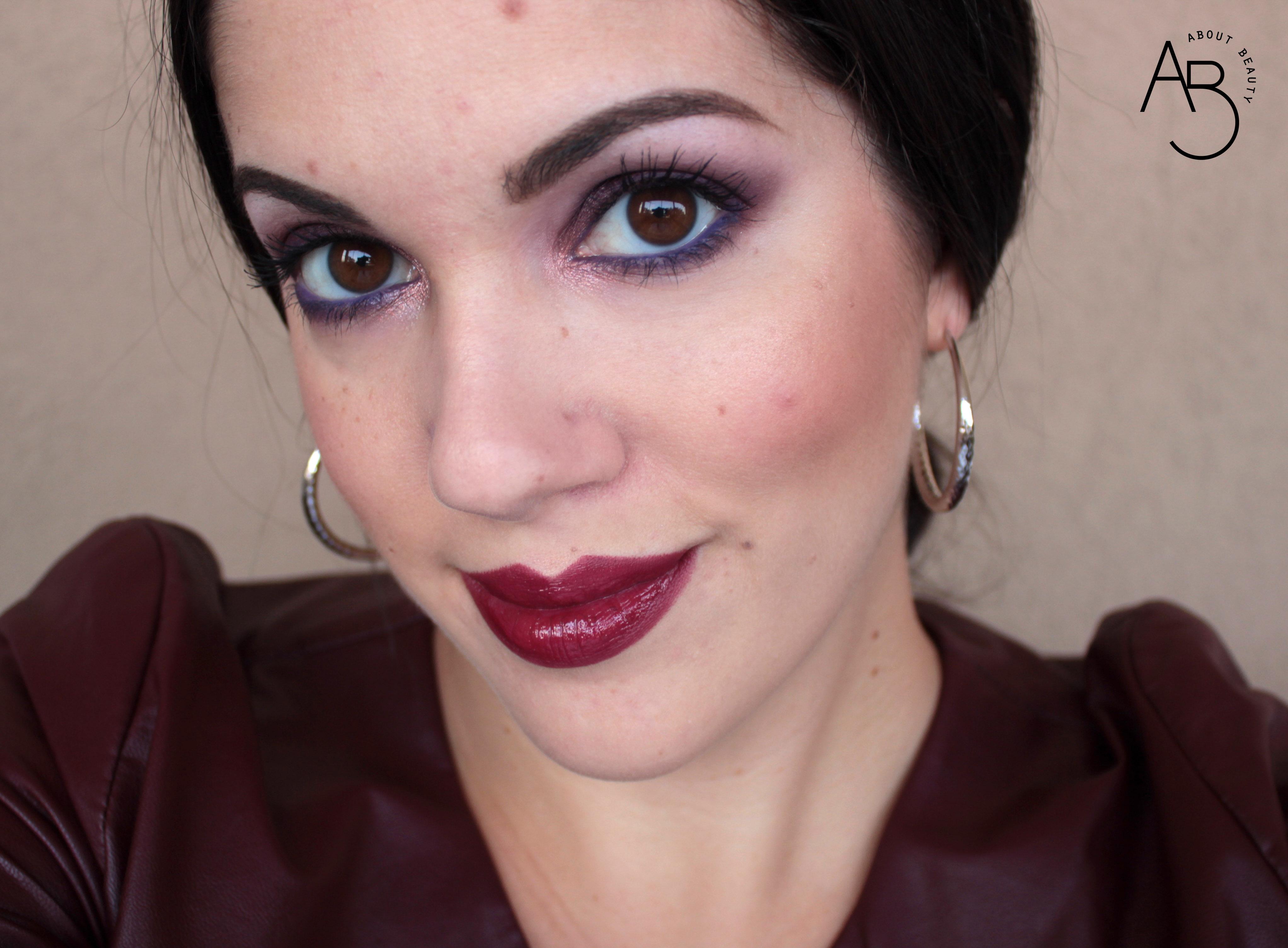 Neve Cosmetics Rebel Epoque - Review, recensione, opinioni, swatch, prezzo, dove acquistare, sconto - Make-up tutorial