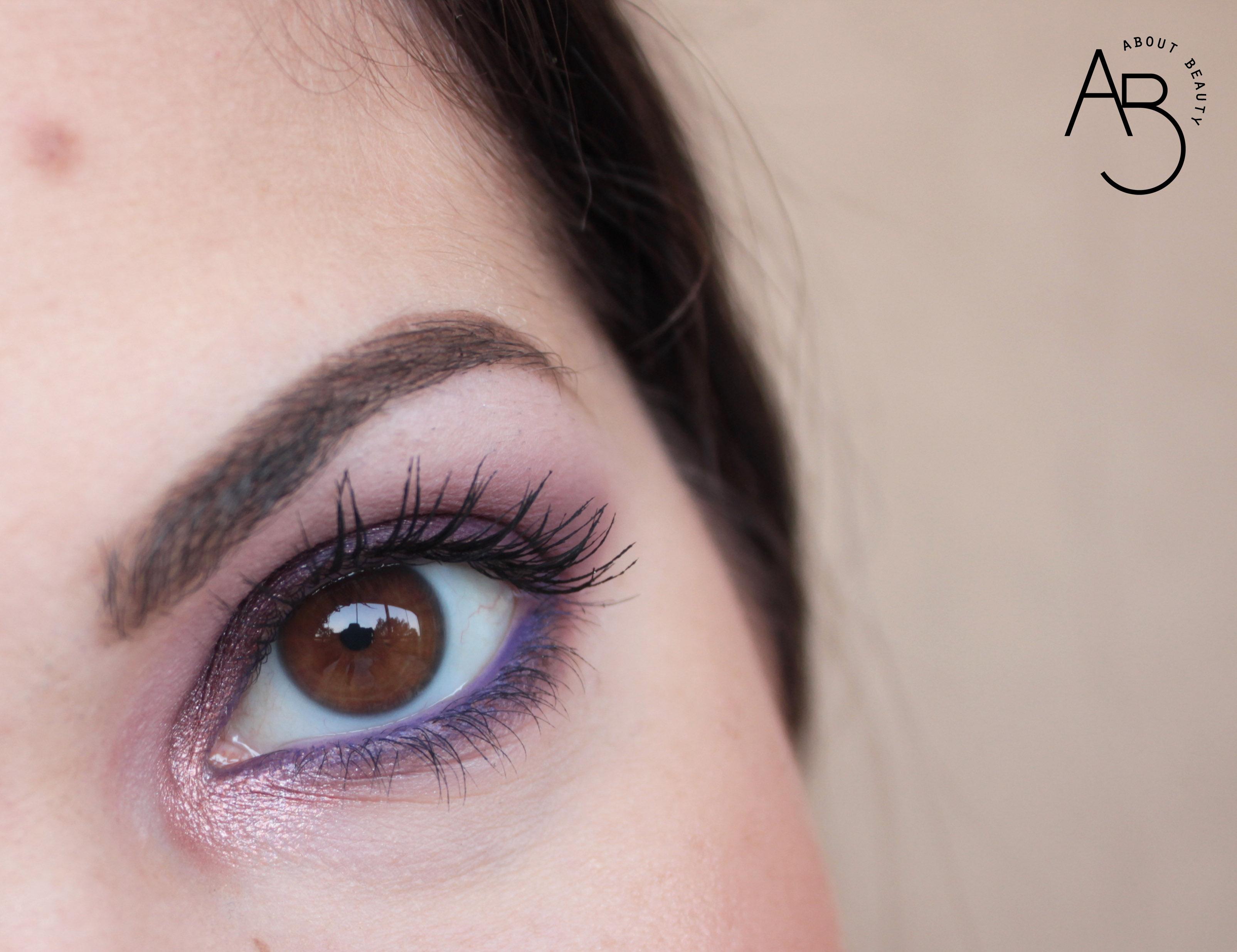 Neve Cosmetics Rebel Epoque - Review, recensione, opinioni, swatch, prezzo, dove acquistare, sconto - Make-up tutorial detail occhio