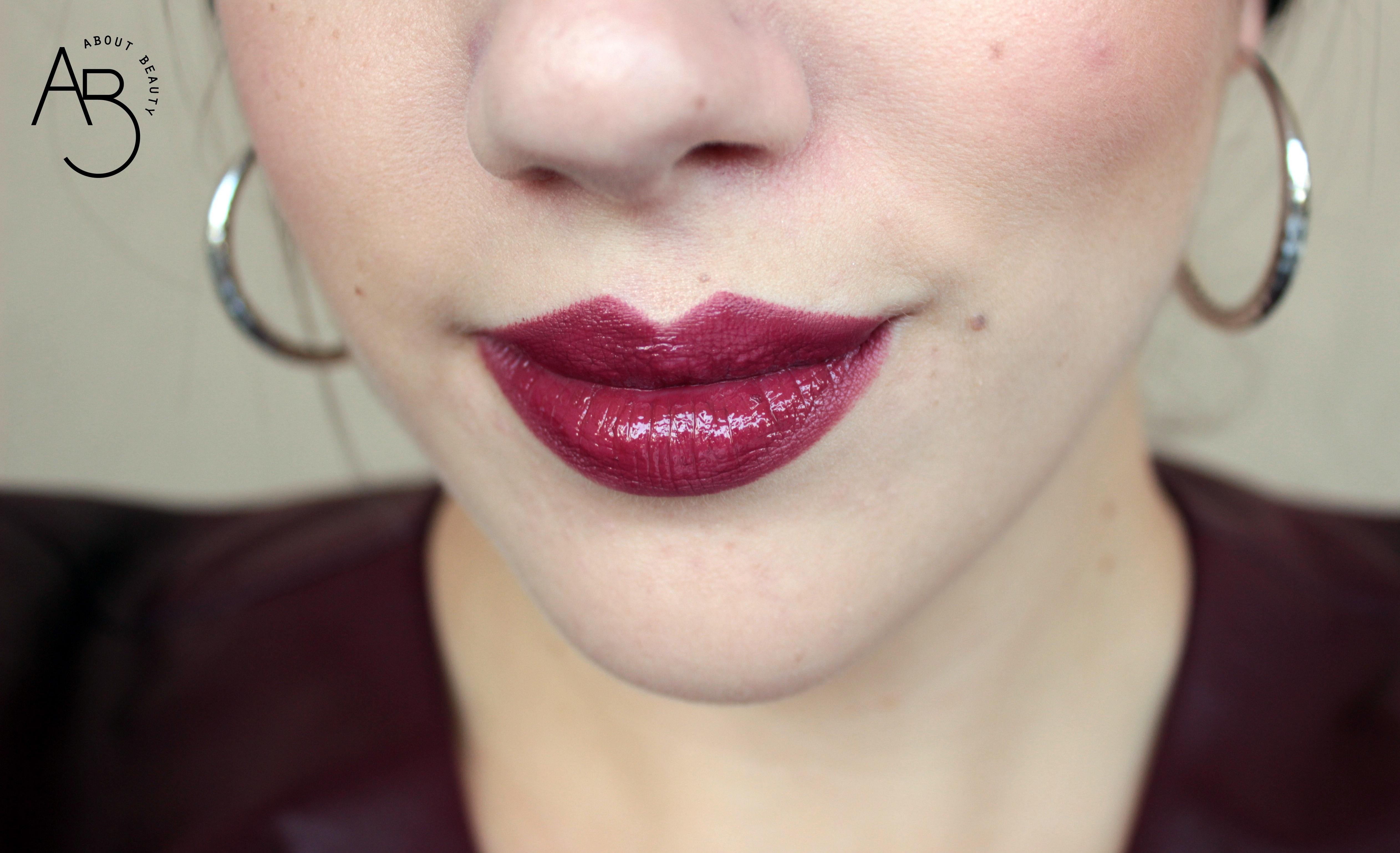 Neve Cosmetics Rebel Epoque - Review, recensione, opinioni, swatch, prezzo, dove acquistare, sconto - Make-up tutorial labbra