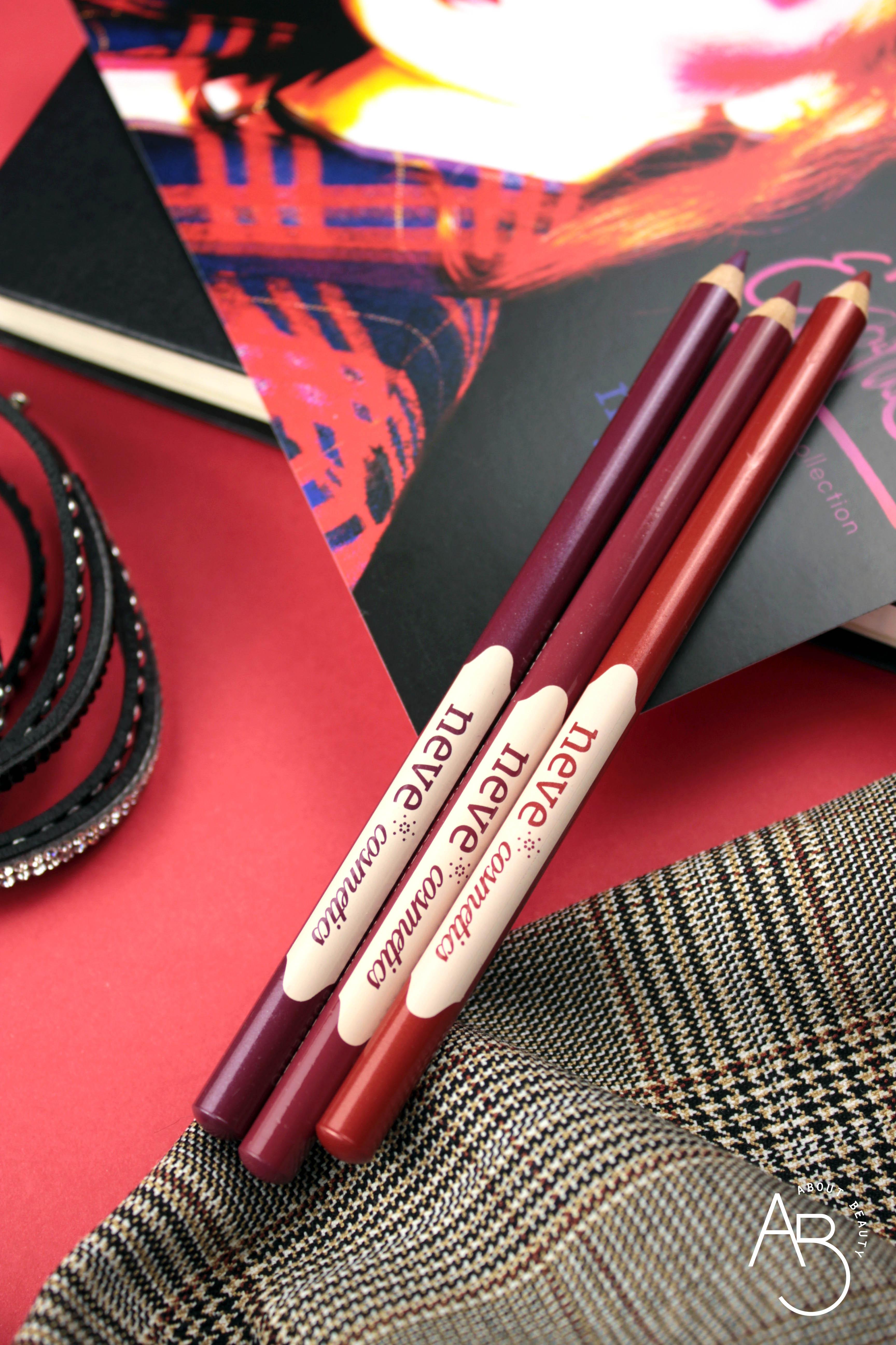 Neve Cosmetics Rebel Epoque - Review, recensione, opinioni, swatch, prezzo, dove acquistare, sconto - Pastello Labbra Nihilism Tartan Spiral