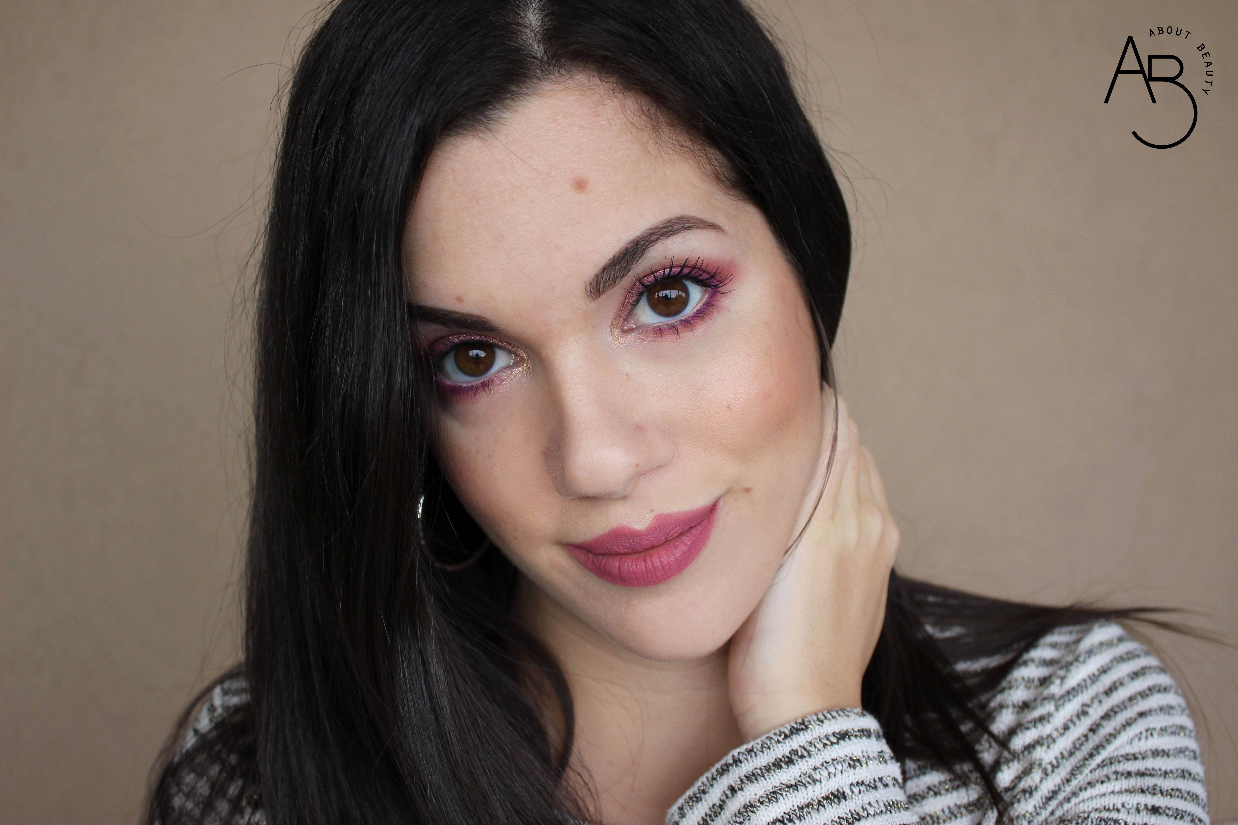 Huda Beauty New Nude Eyeshadow Palette Ombretti - review recensione info prezzo dove acquistare swatch sconto make-up tutorial