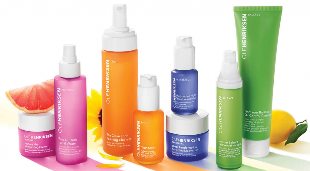 About Beauty Holiday Set 2018 di Ole Henriksen Cofanetti
