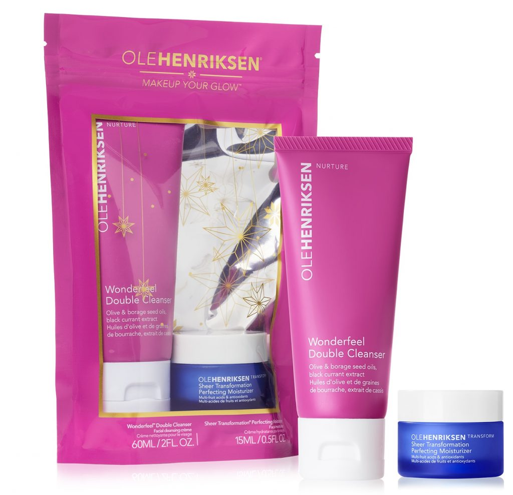 About Beauty Holiday Set 2018 di Ole Henriksen Make-up Your Glow