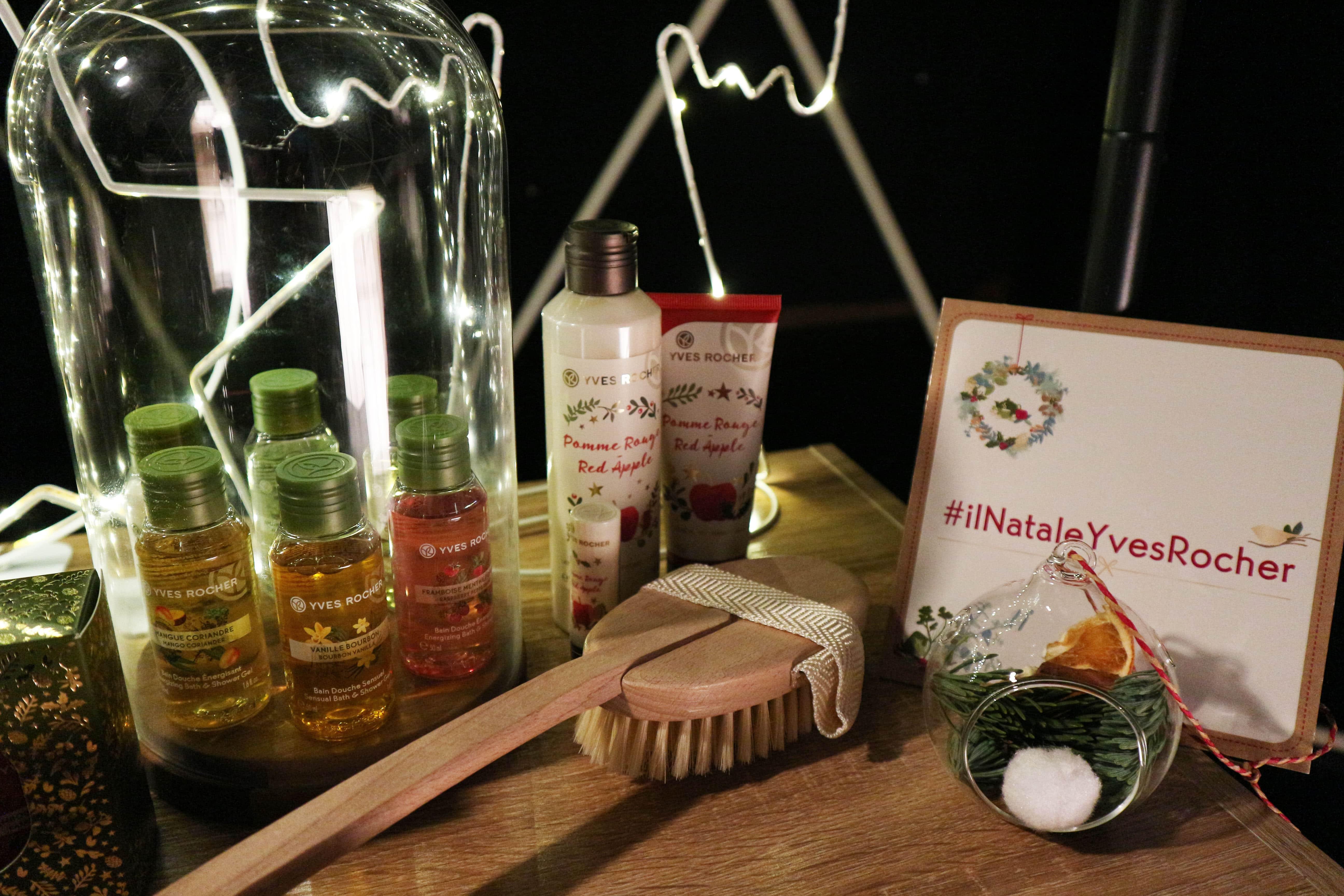 Il Natale Yves Rocher - Idee regalo, cofanetti, info, review, recensione, prezzo, cestini - Evento 8