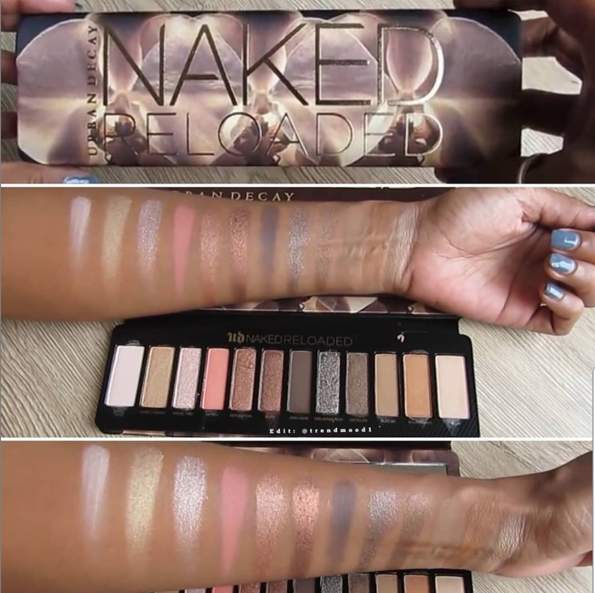 Urban Decay Naked Reloaded Eyeshadow Palette Ombretti - Review, recensione, opinioni, data uscita, dove acquistare, pack