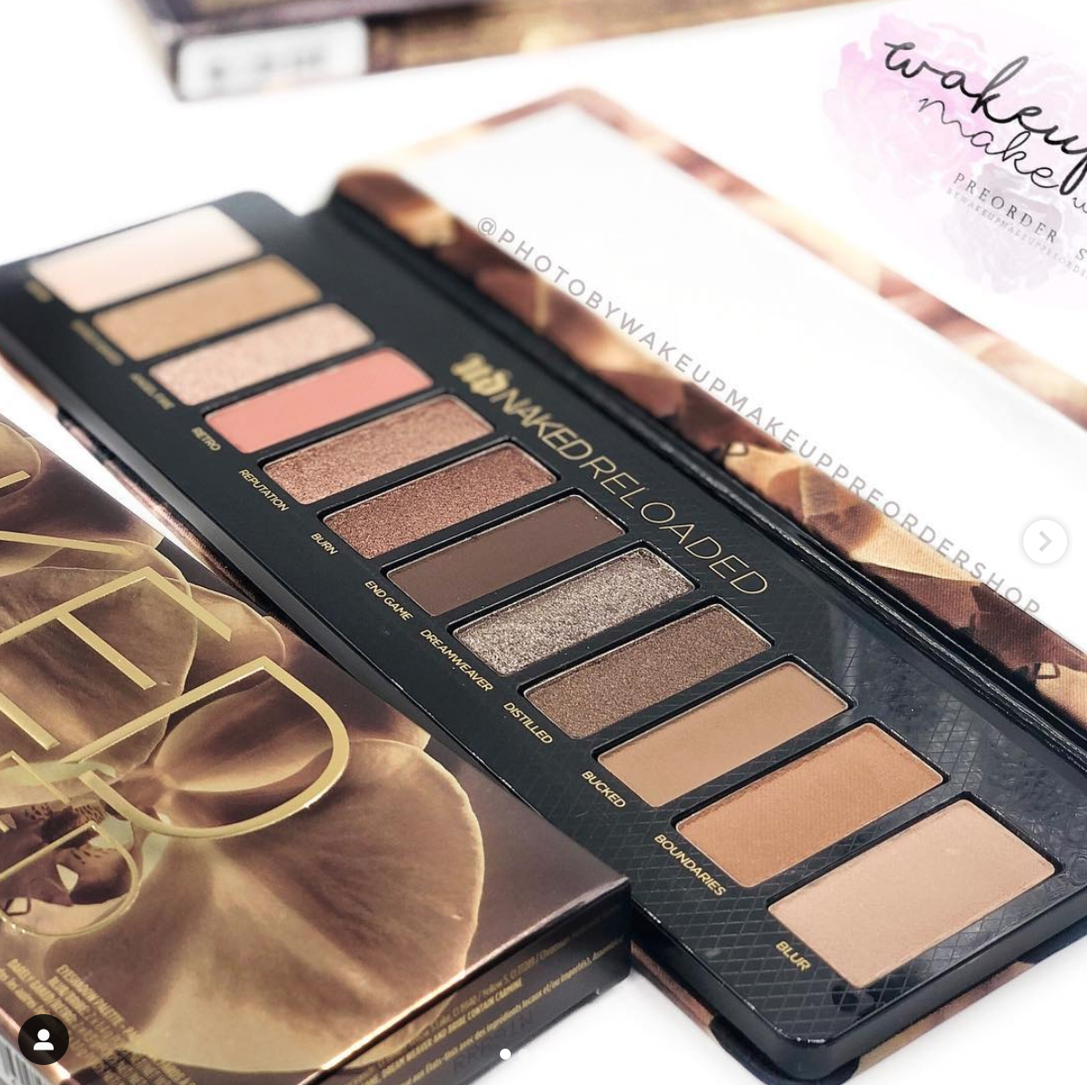 Urban Decay Naked Reloaded Eyeshadow Palette Ombretti - Review, recensione, opinioni, data uscita, dove acquistare, packaging - AB